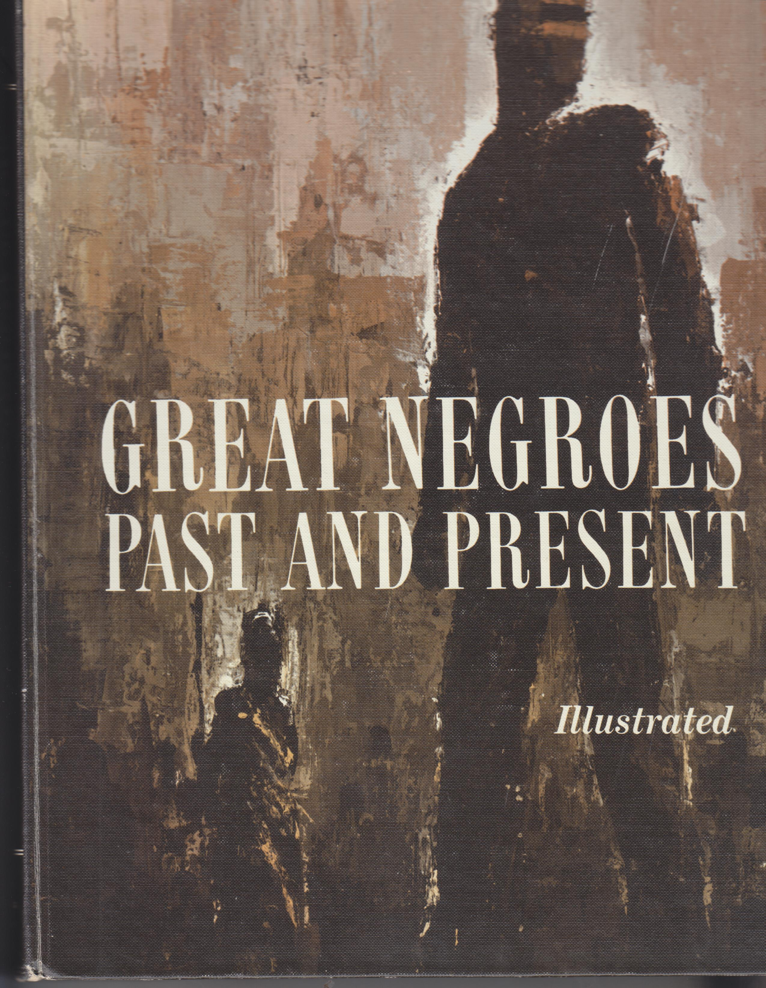 Image for Great Negroes Past And Present