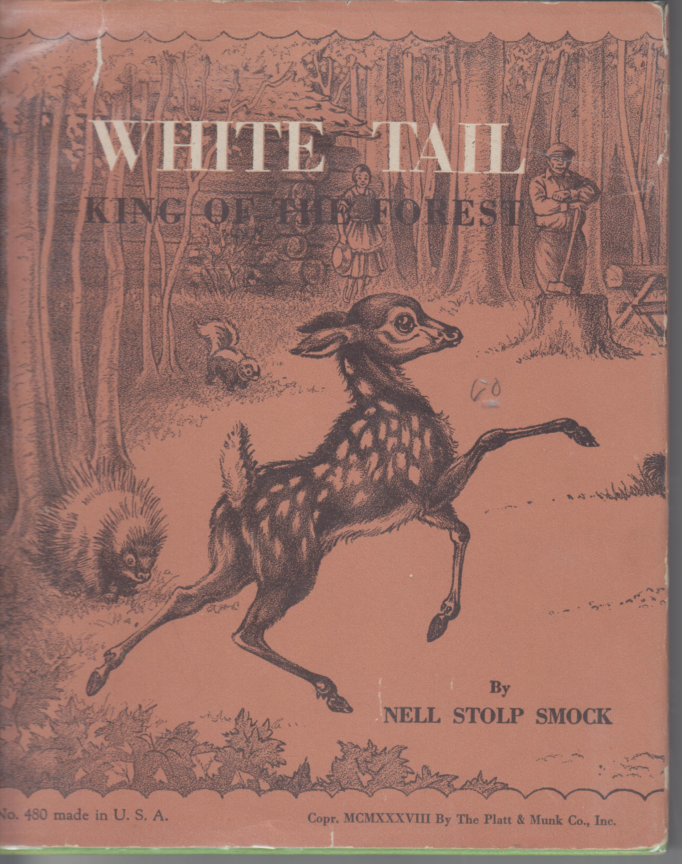 Image for White Tail. King of the Forest
