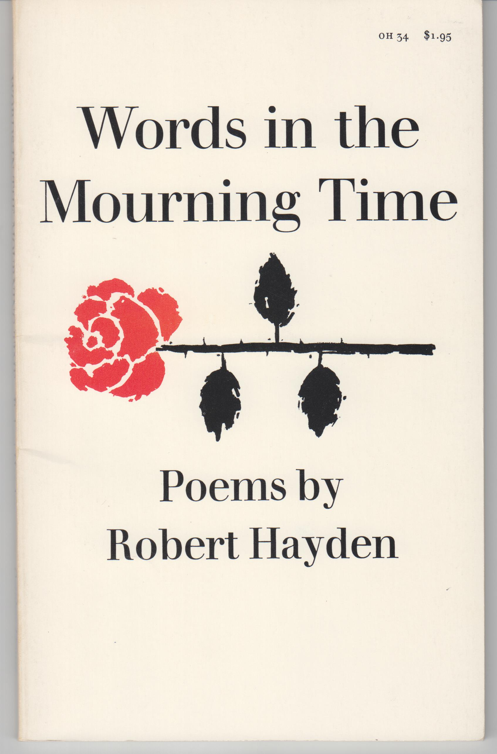 Image for Words in the Mourning Time