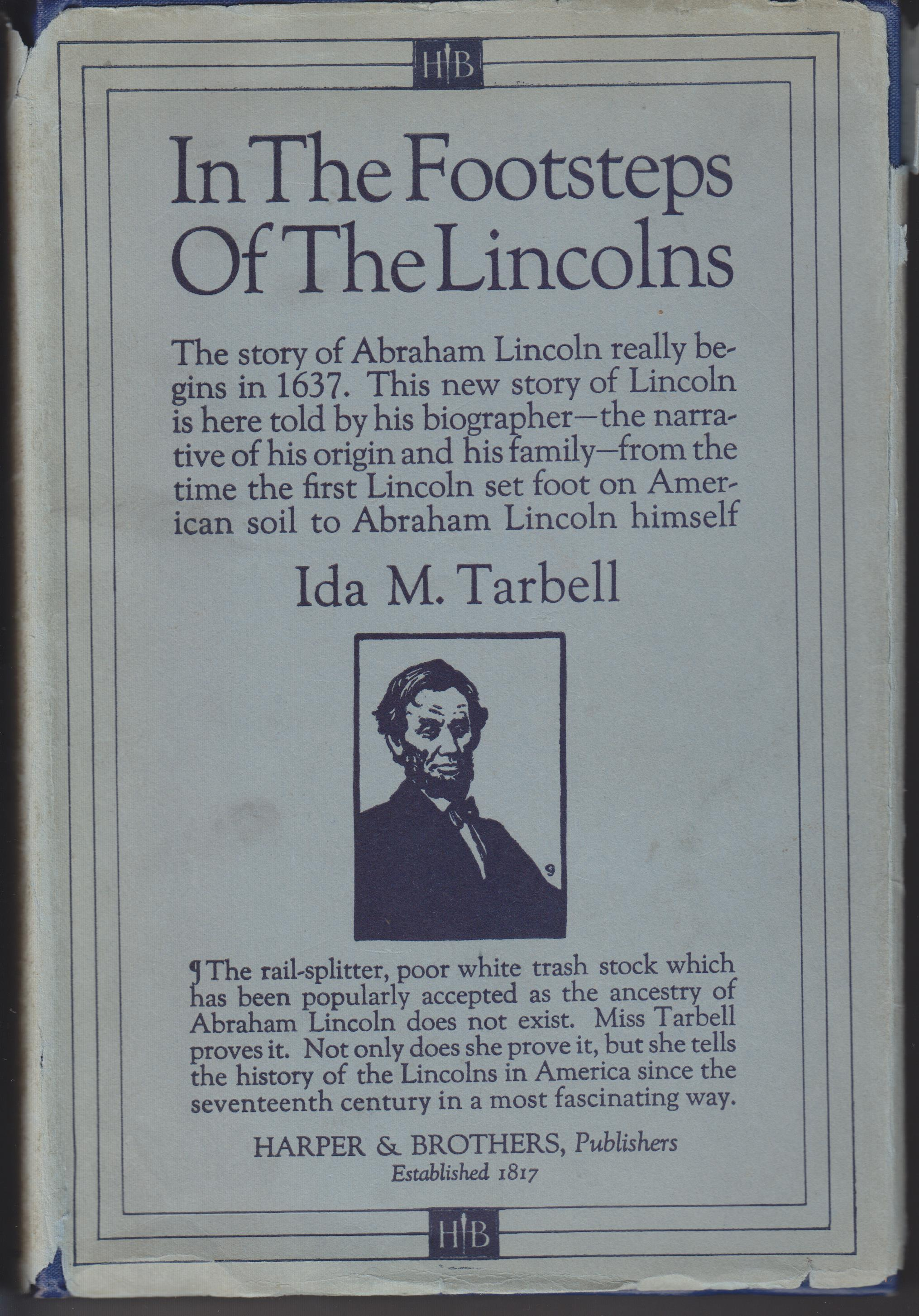 Image for In the Footsteps of the Lincoln