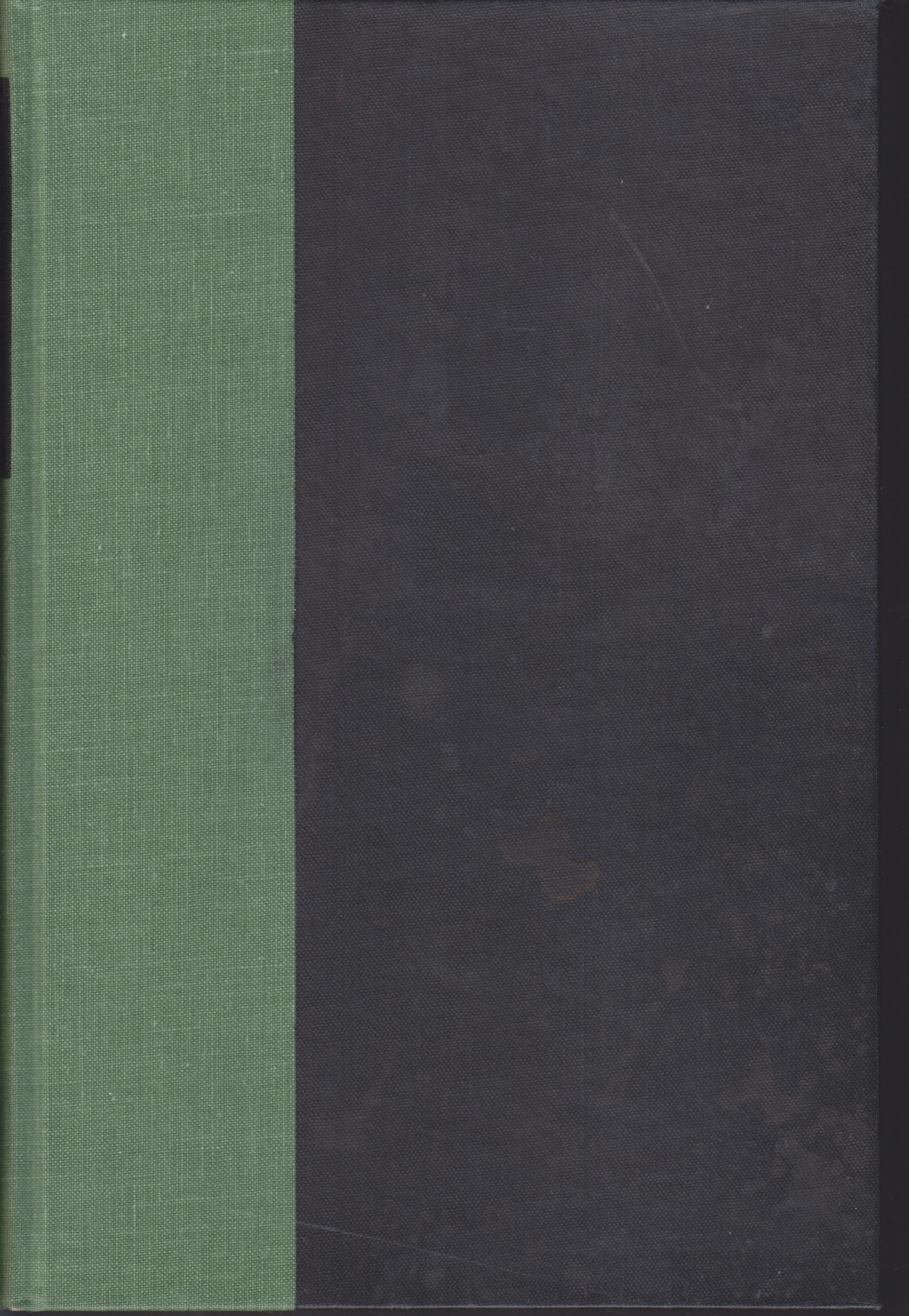 Image for Goethe. a Psychoanalytic Study. 1775-1786 (Volumes I and II)