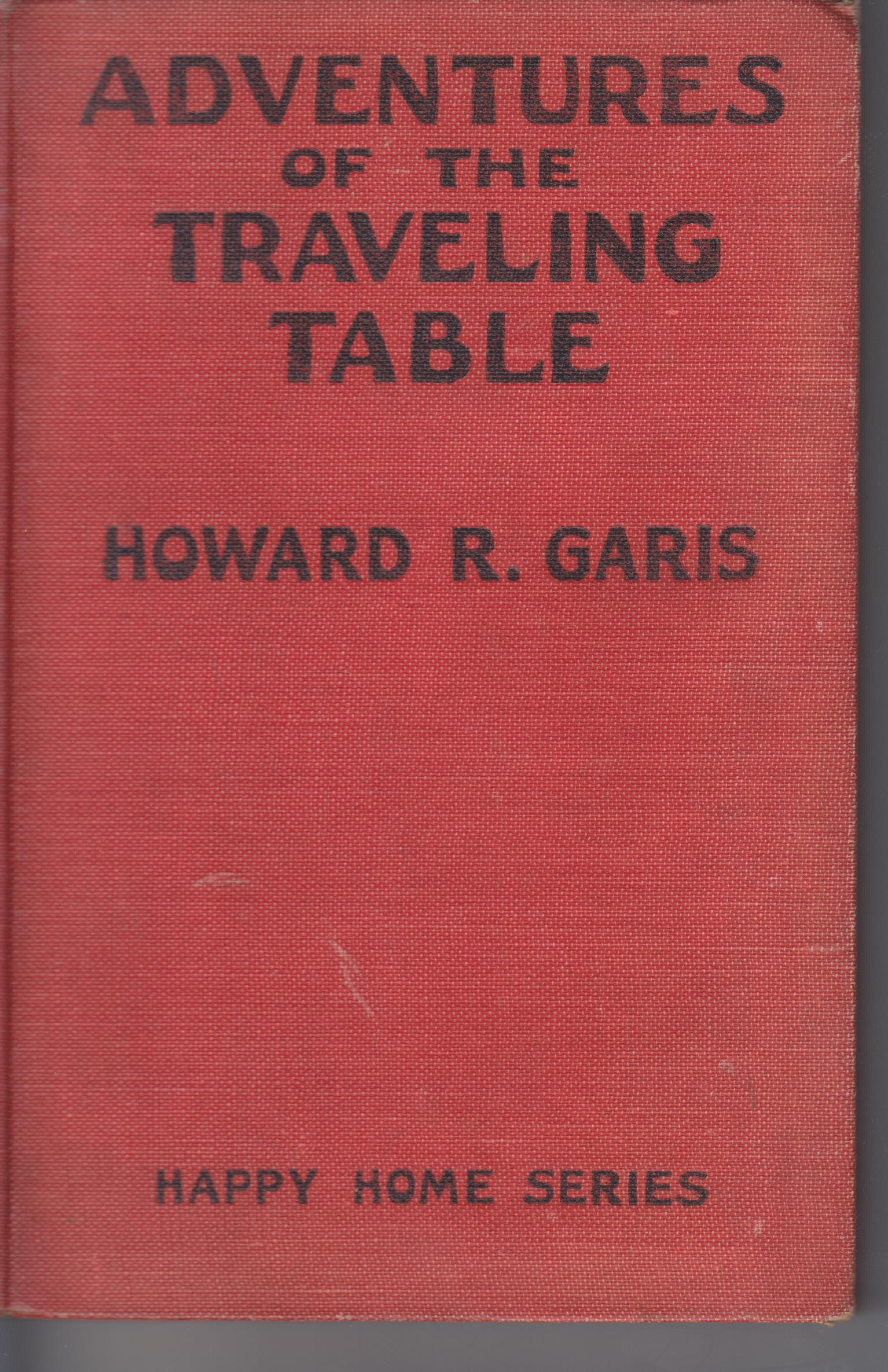 Image for The Adventures of the Traveling Table