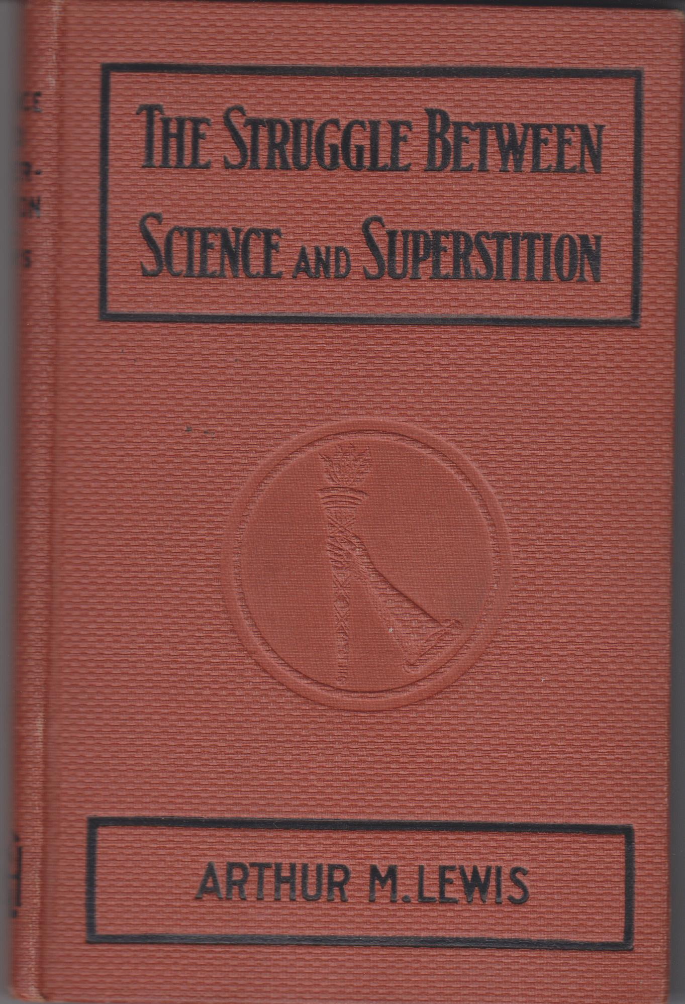 Image for The Struggle between Science and Superstition