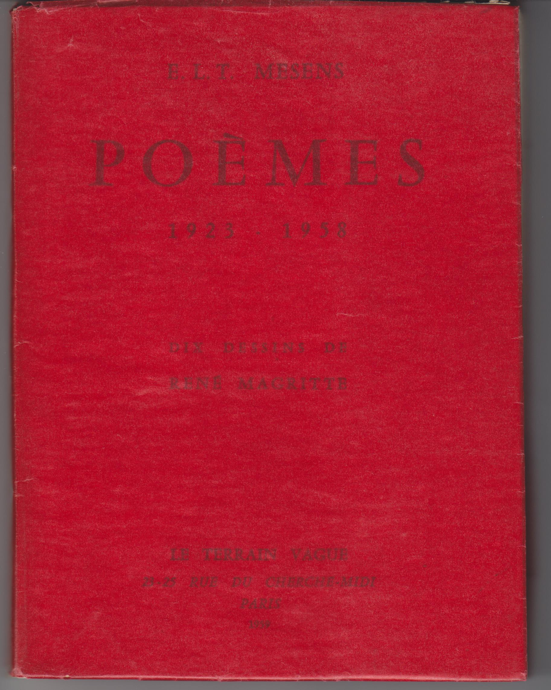 Image for Poemes 1923 - 1958