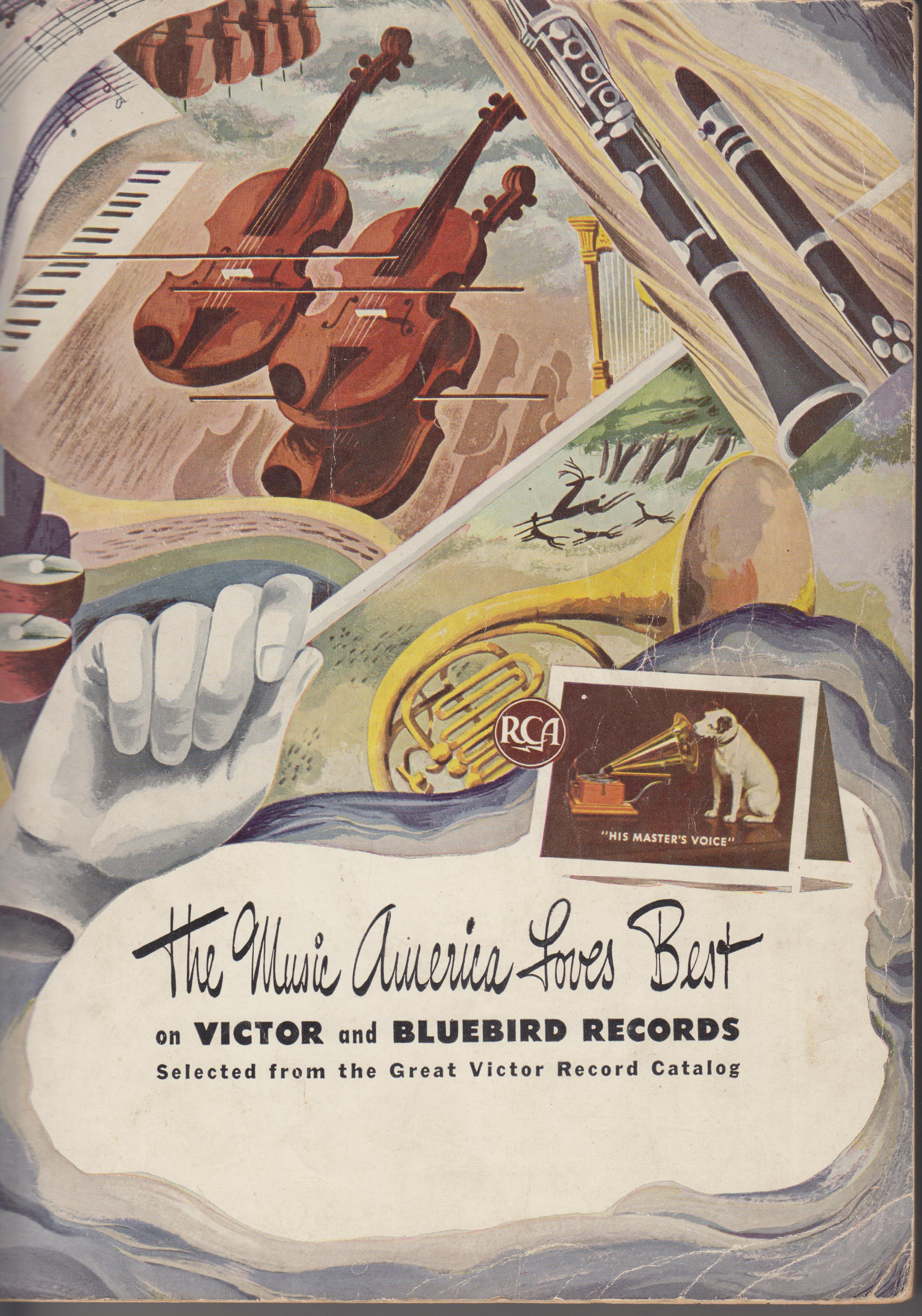 Image for Music America Loves Best on Victor and Bluebird Records