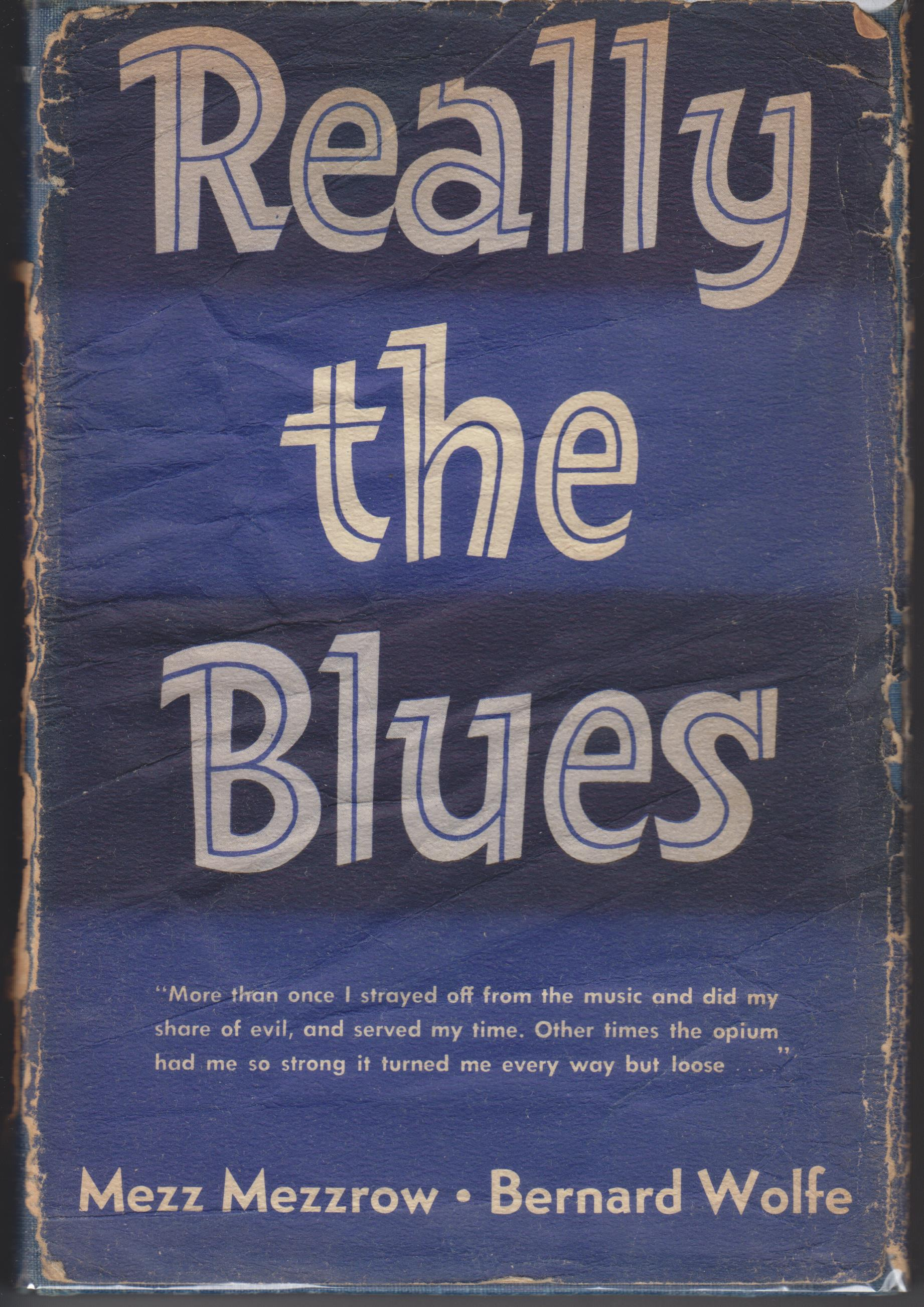 Image for Really the Blues