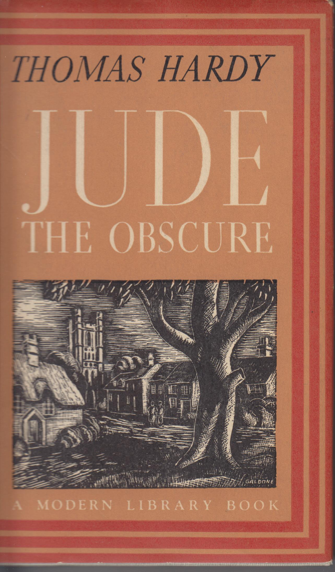 Image for Jude the Obscure