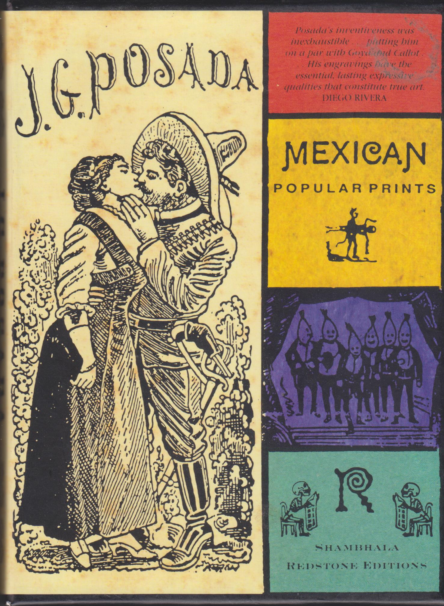 Image for Jose Guadalupe Posada. Mexican Popular Prints