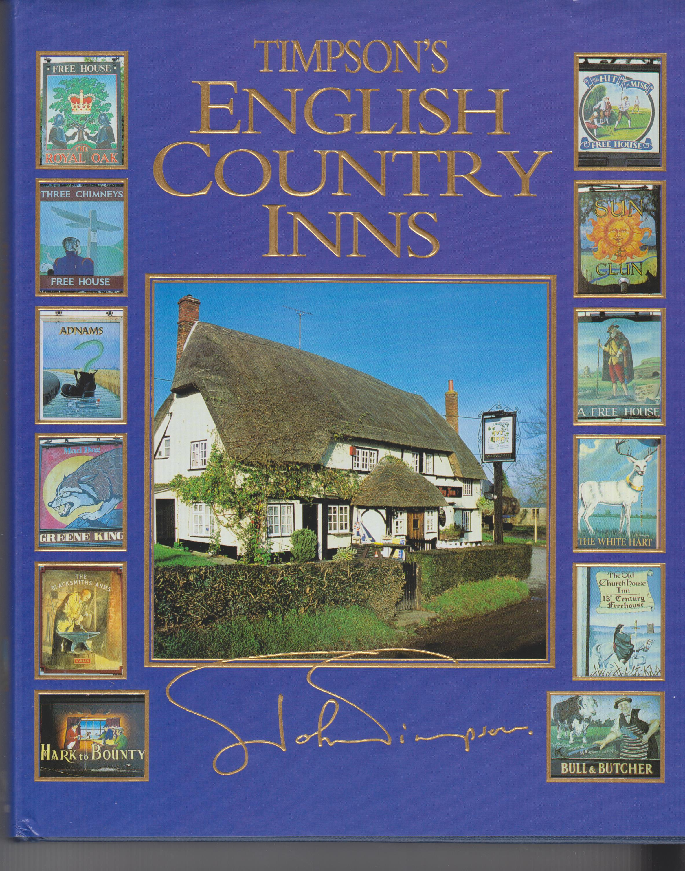 Image for Timpson's English Country Inns