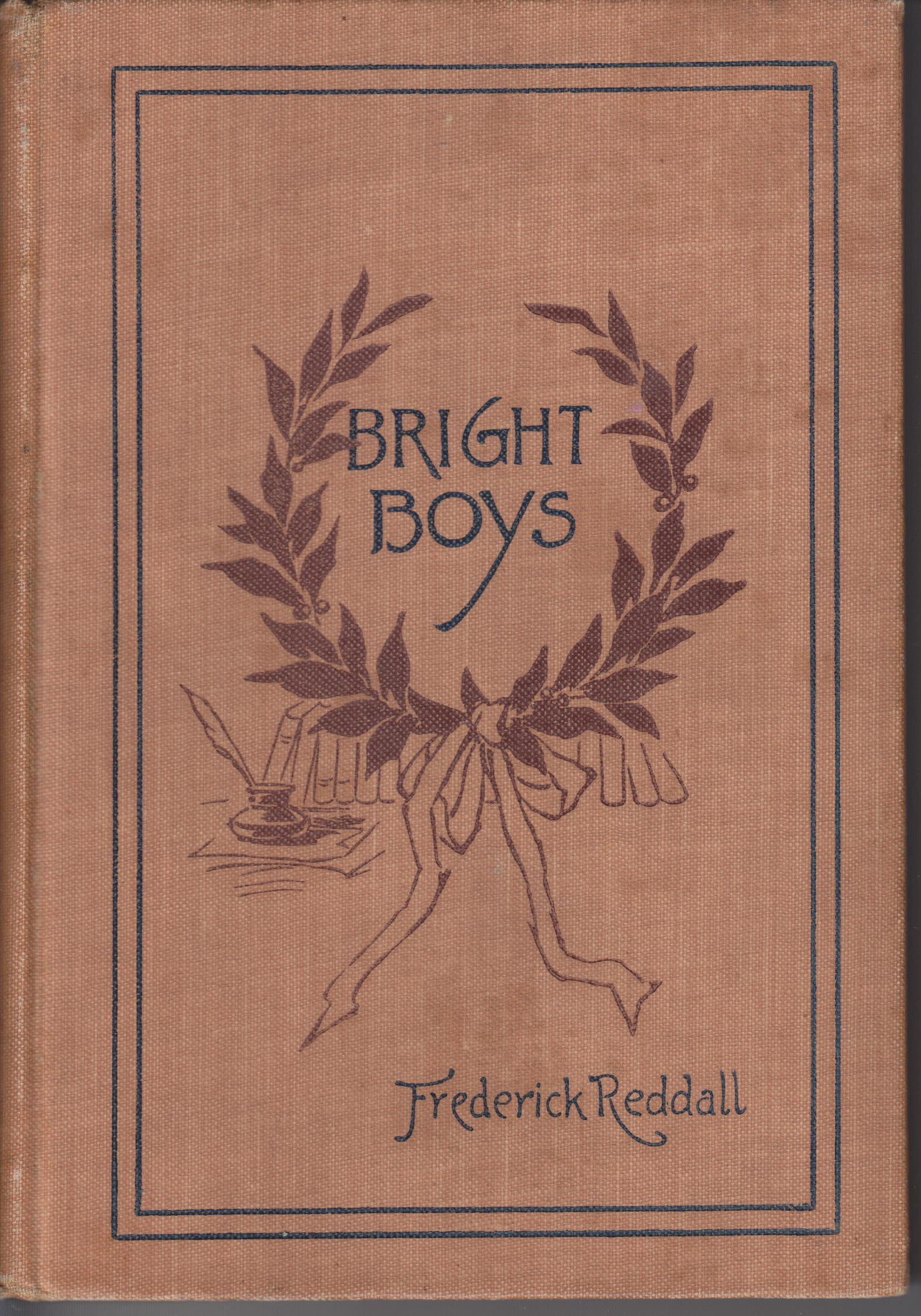 Image for Bright Boys, or Climbing the Ladder of Fame
