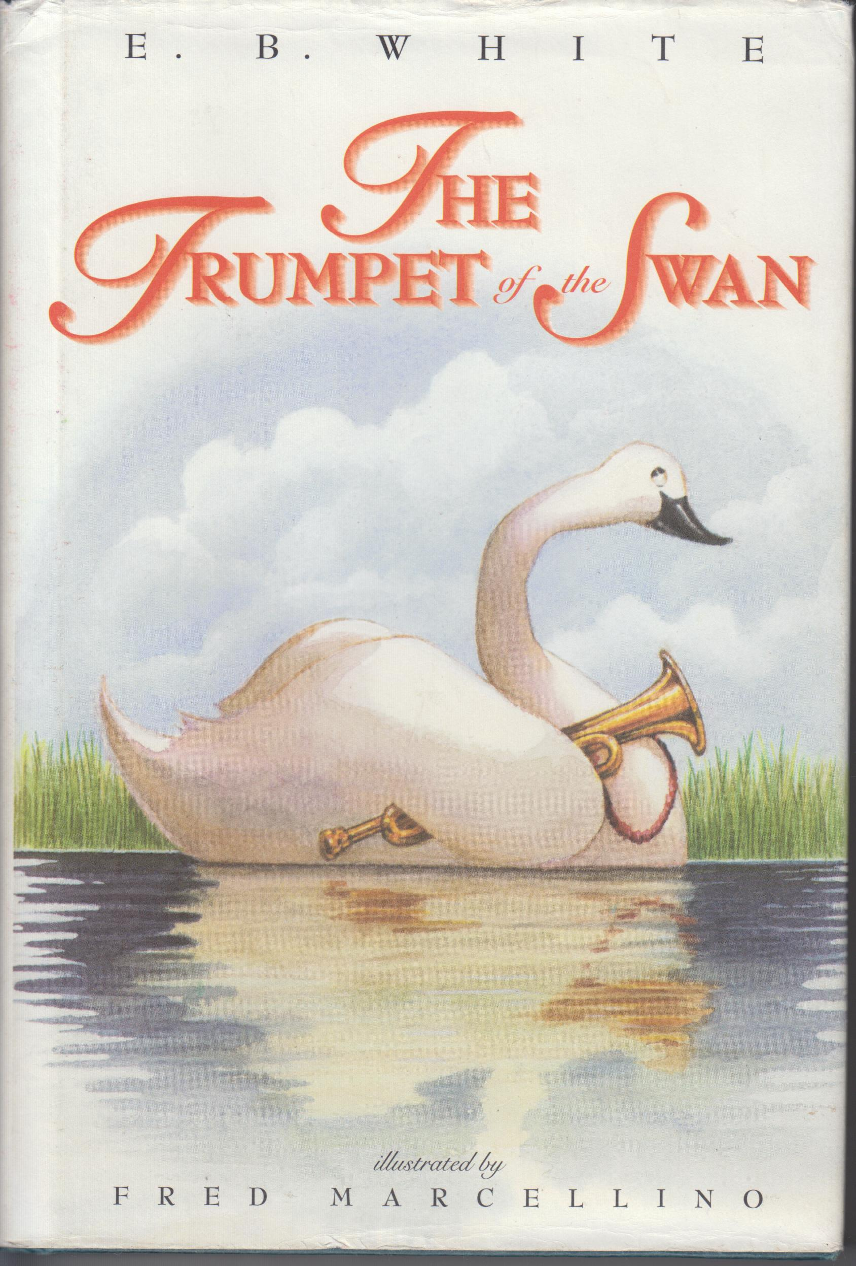 Image for The Trumpet of the Swan