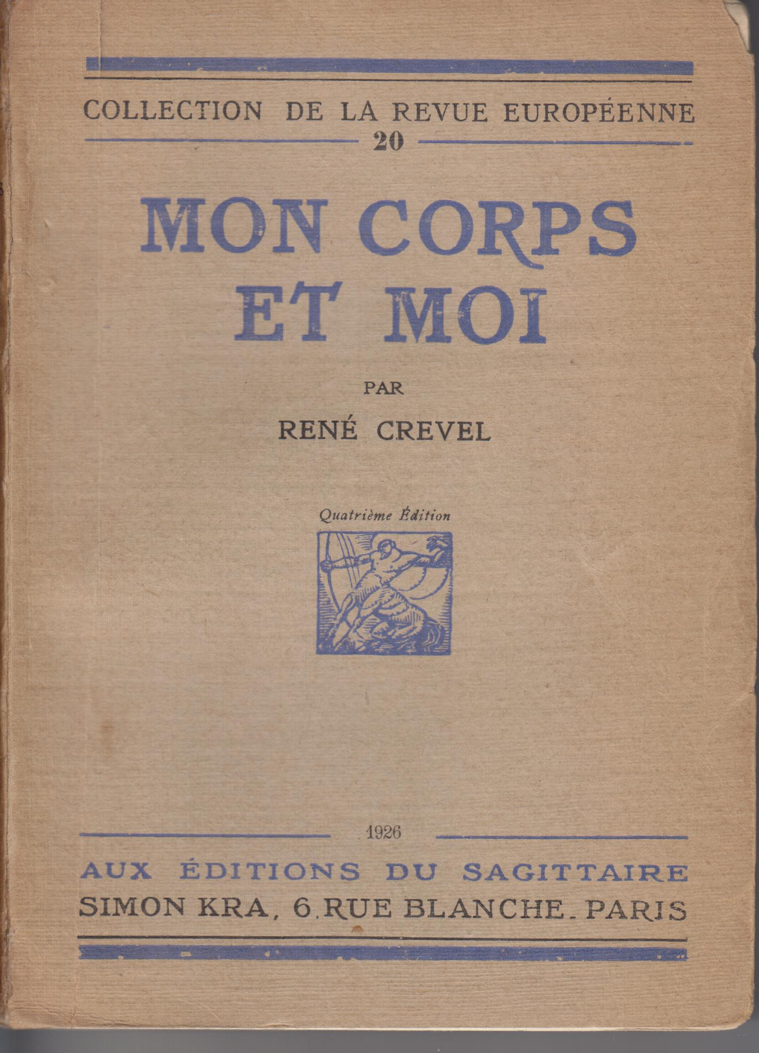 Image for Mon Corps et Moi