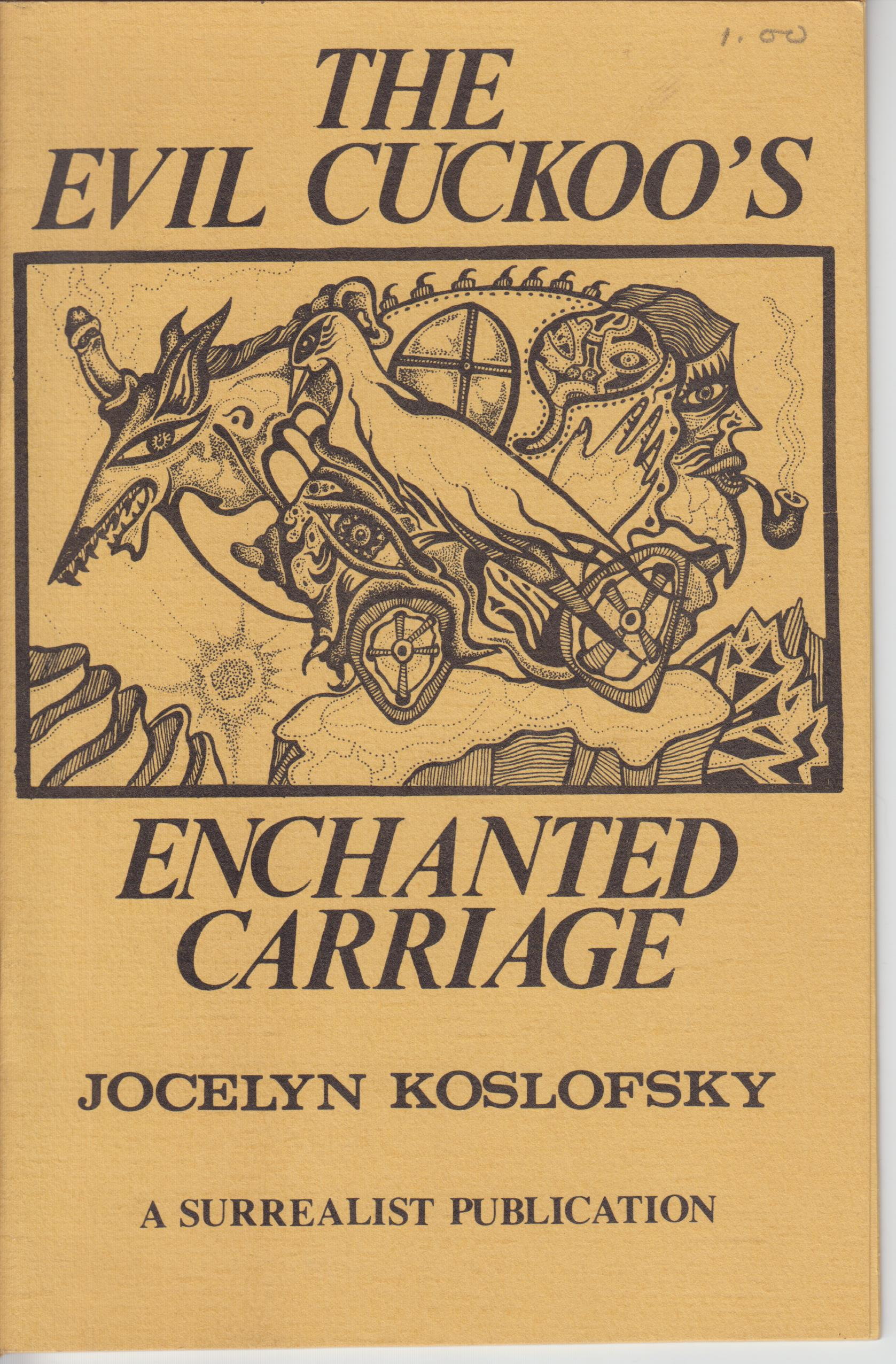 Image for The Evil Cuckoo's Enchanted Carriage