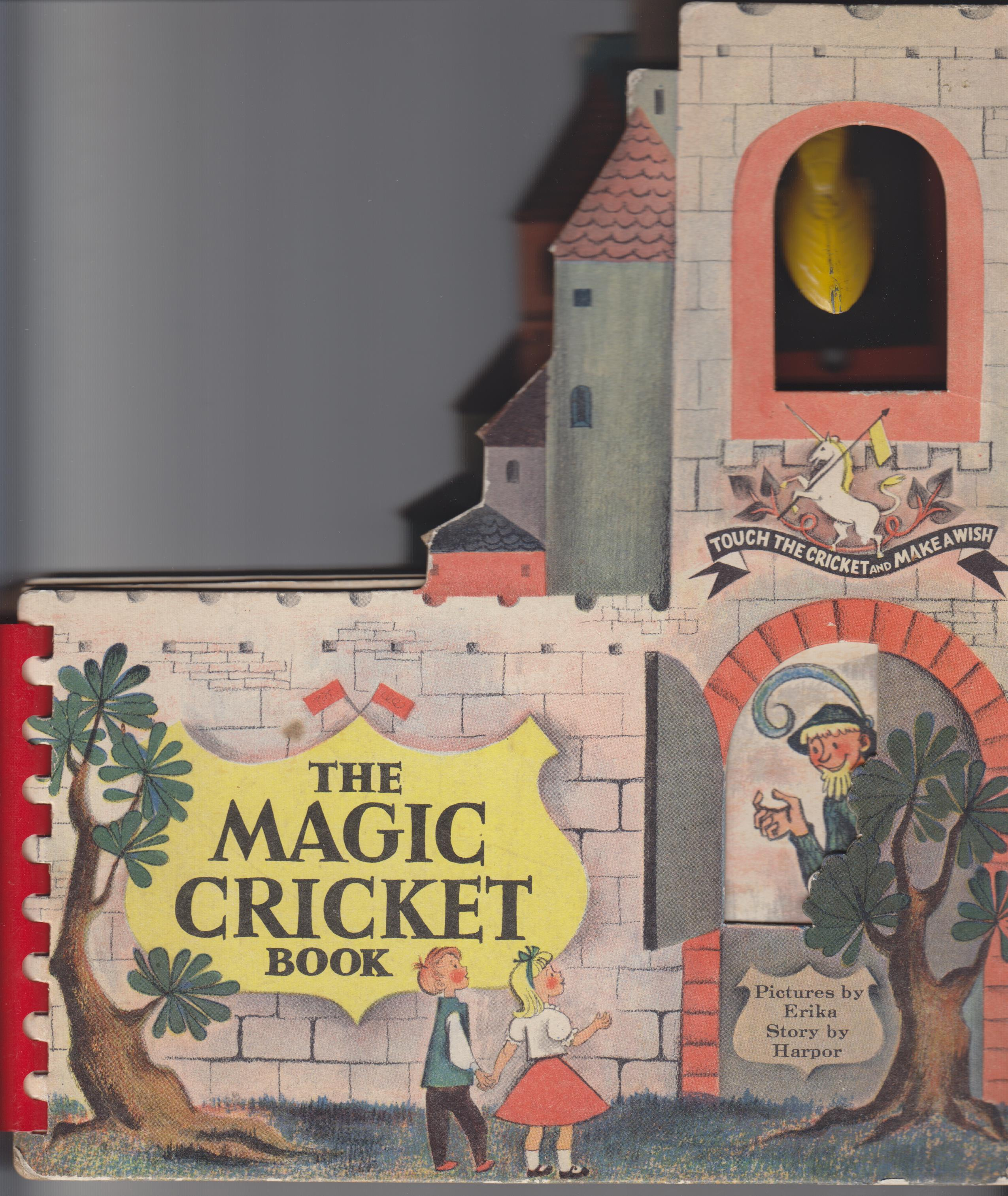 Image for The Magic Cricket