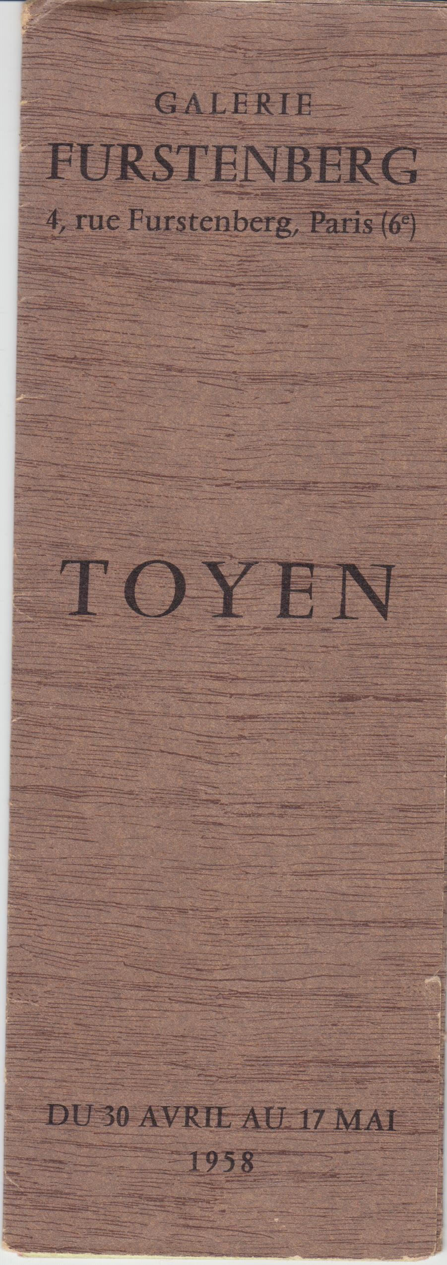 Image for Toyen