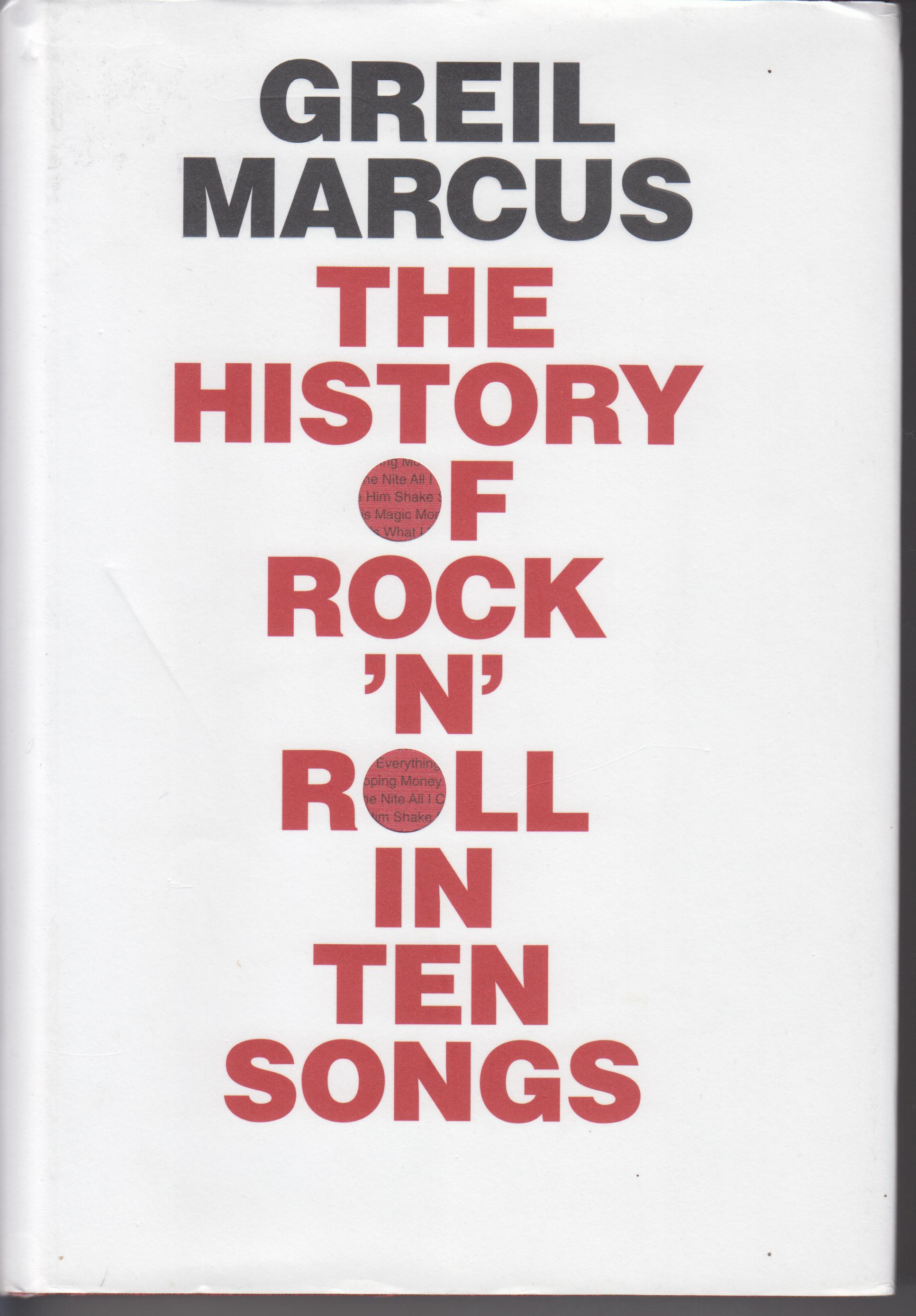 Image for The History of Rock N' Roll in Ten Songs