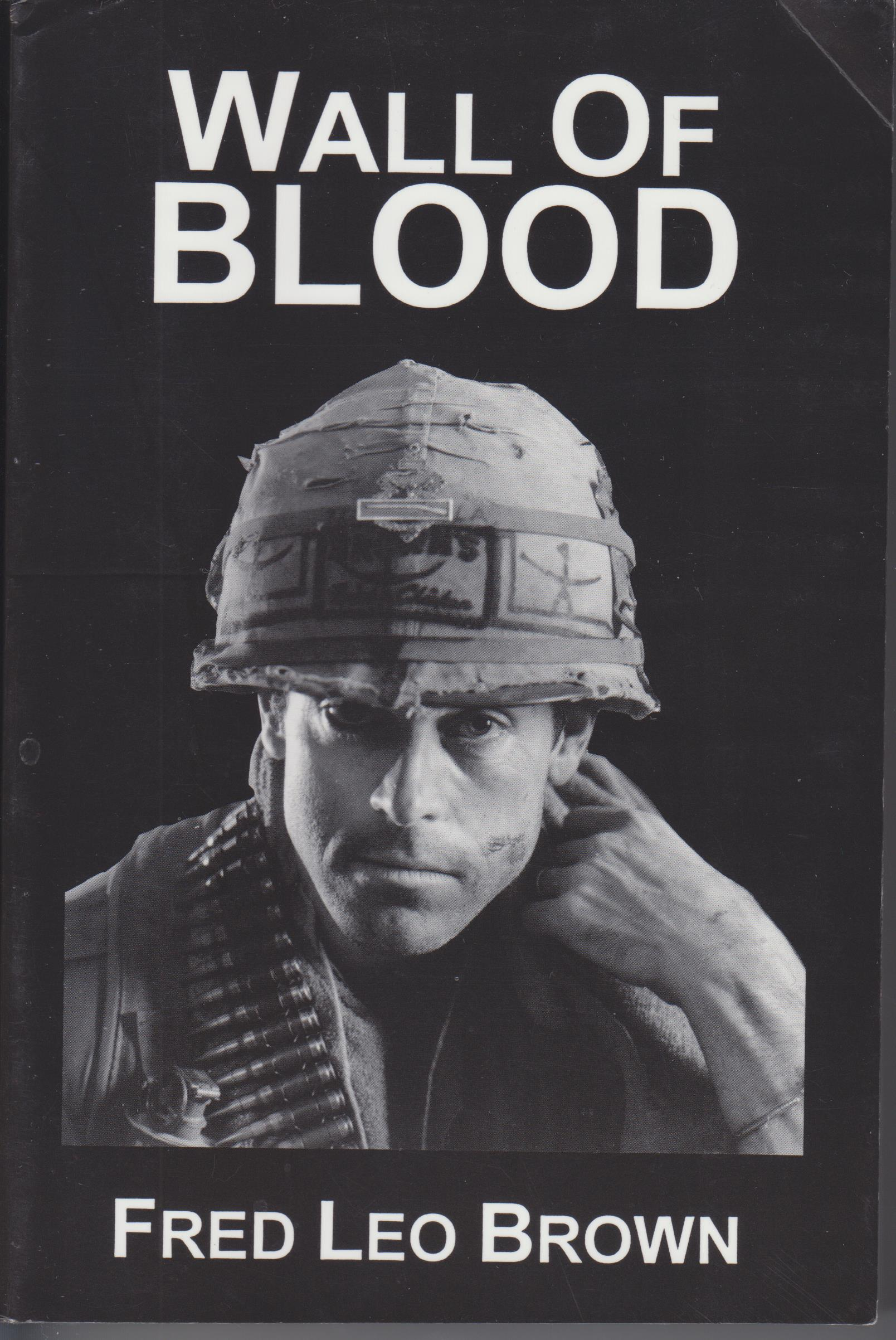 Image for Wall of Blood. Story of a Vietnam War Veteran