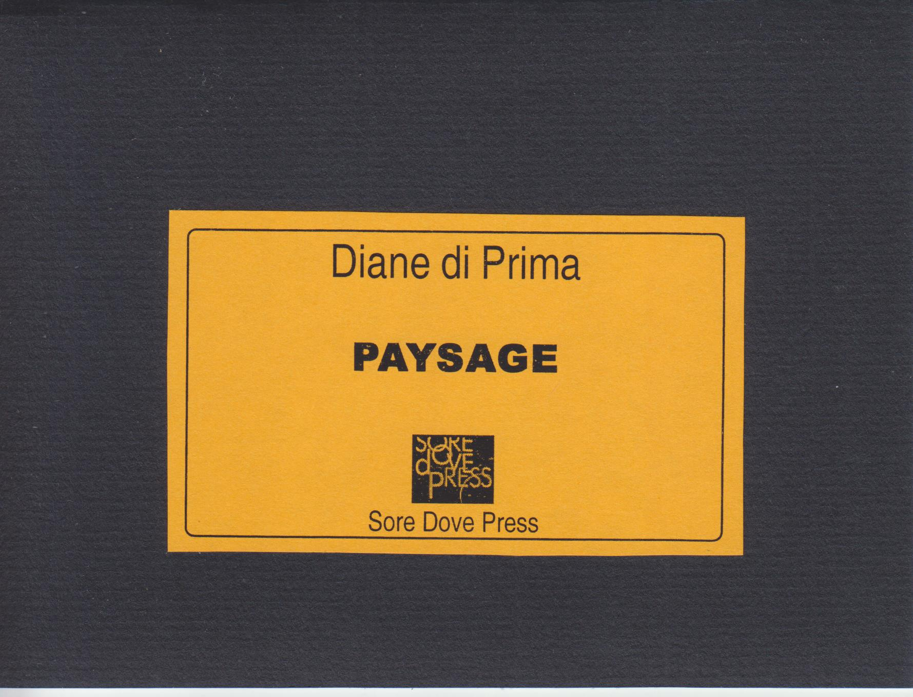 Image for Paysage