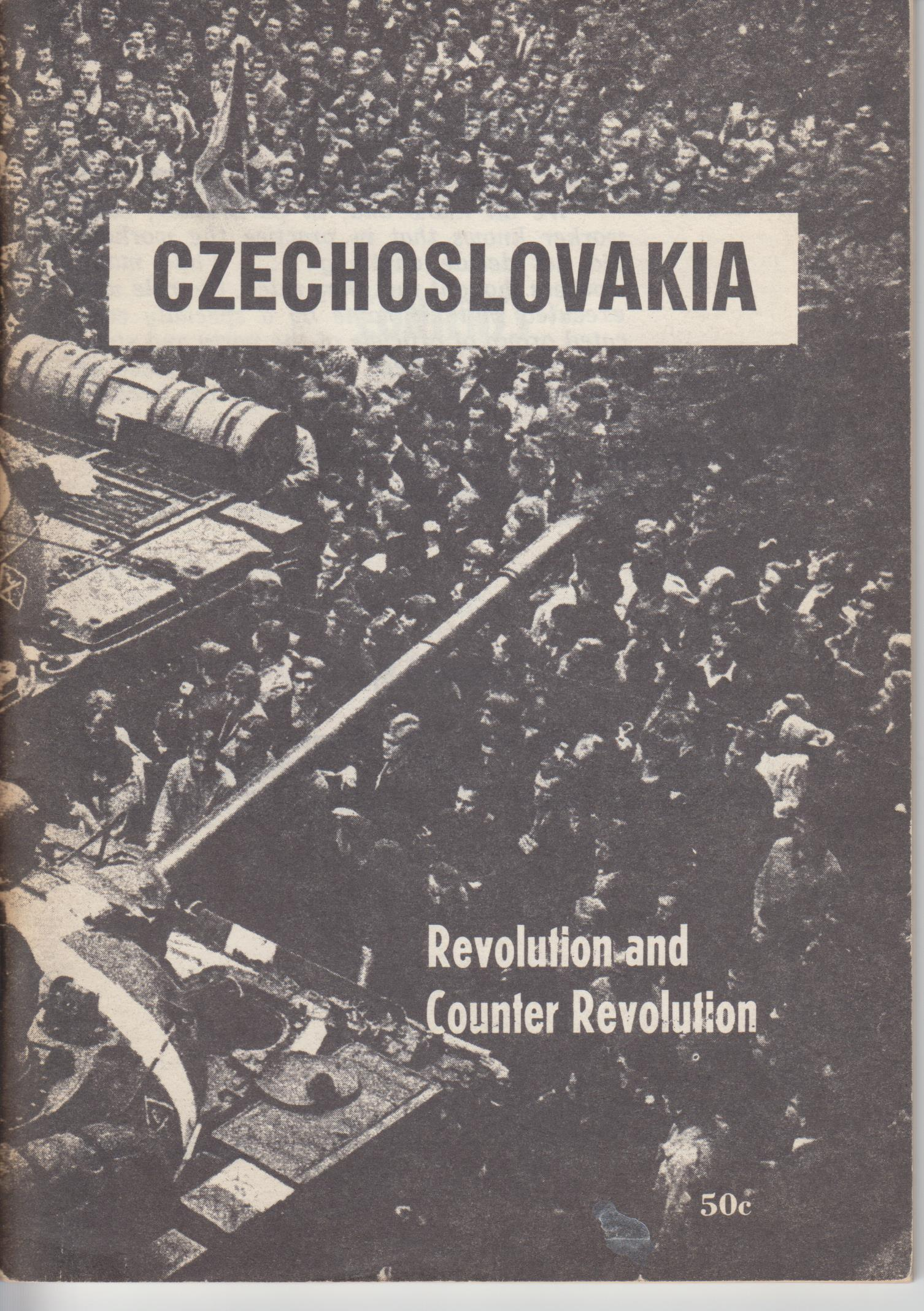 Image for Czechoslovakia: Revolution and Counter Revolution