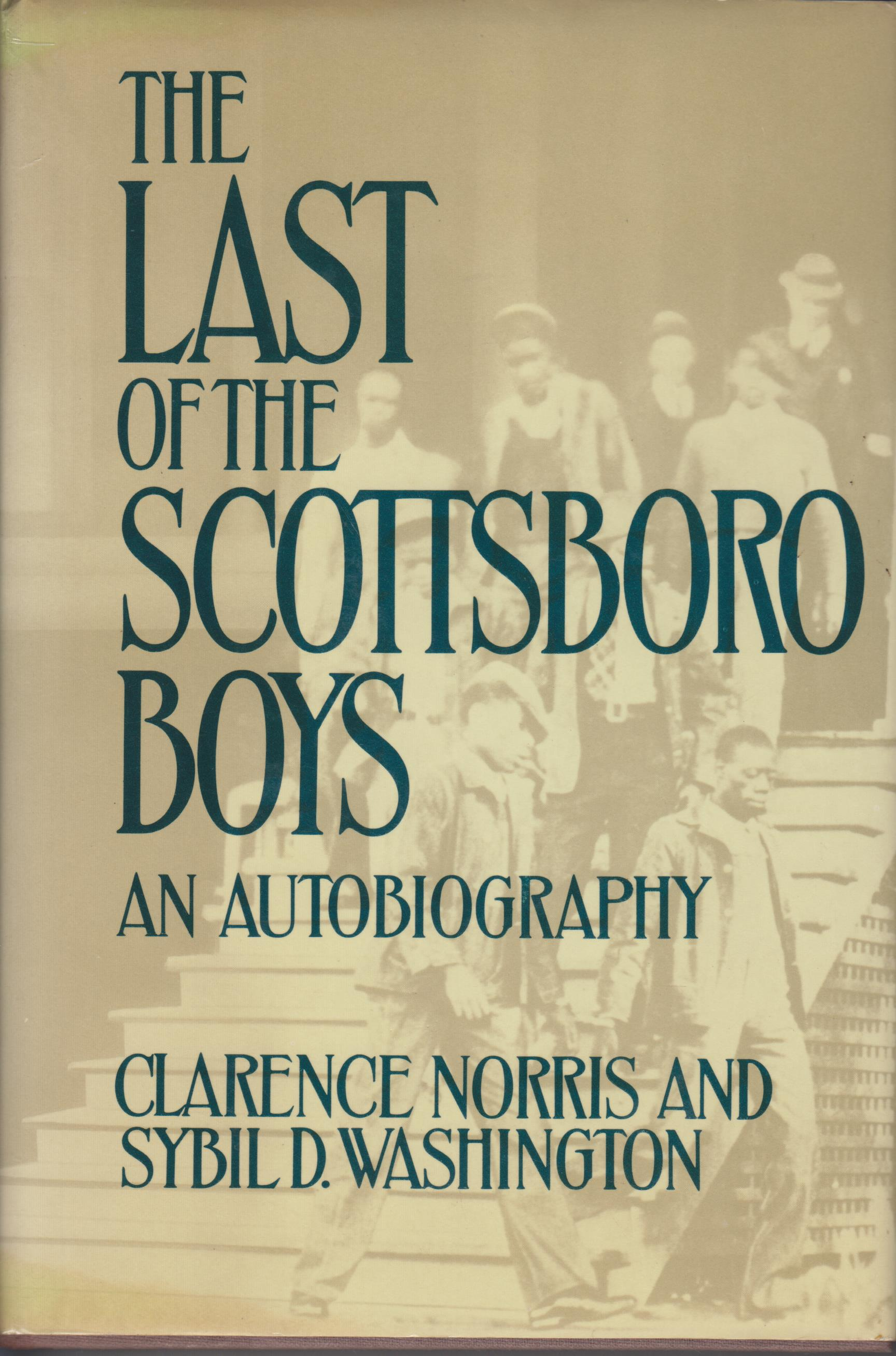 Image for The Last Of The Scottsboro Boys. An Autobiography