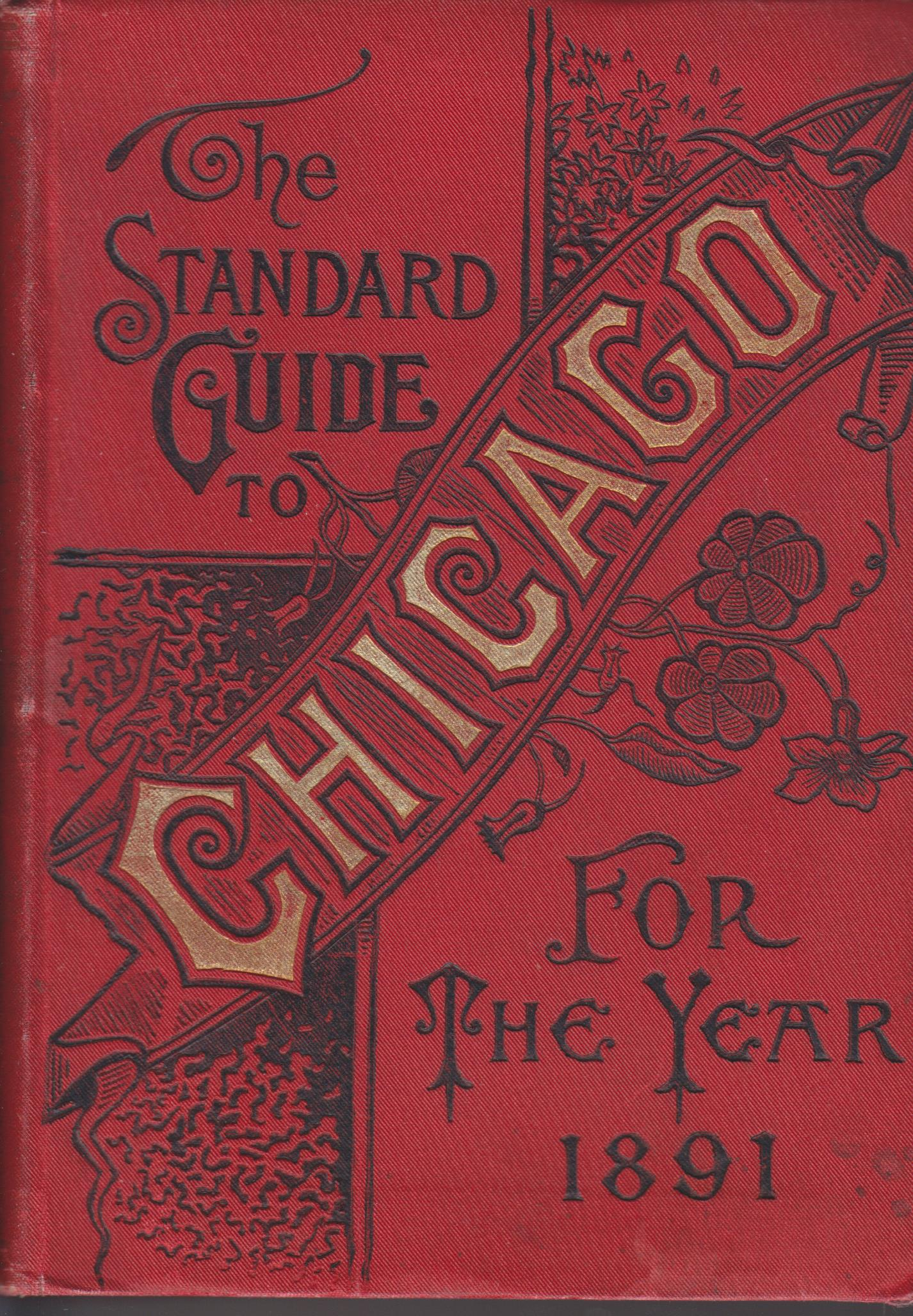 Image for Chicago The Marvelous City of the West, A History, an Encyclopedia and Guide, 1891