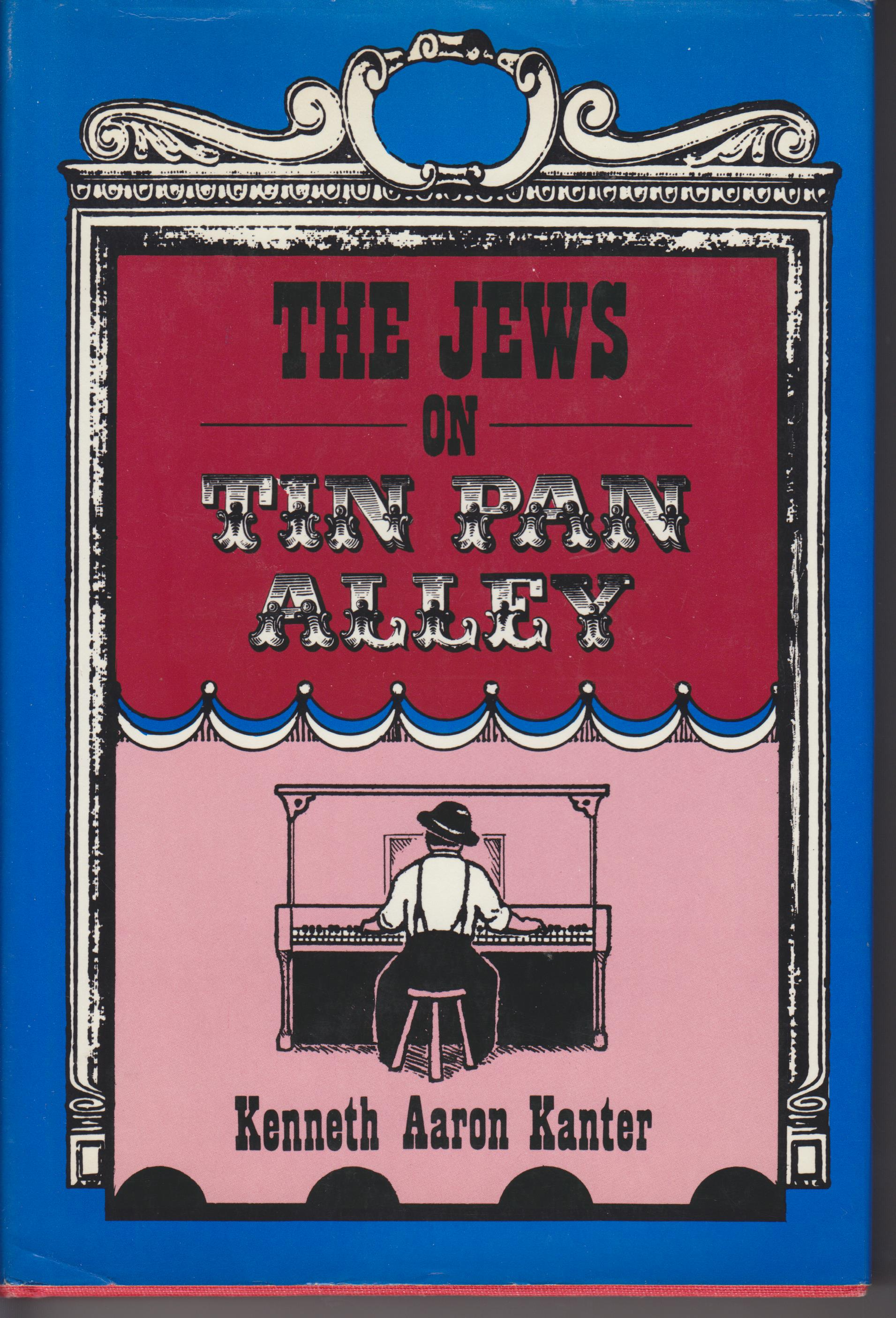 Image for The Jews in Tin Pan Alley