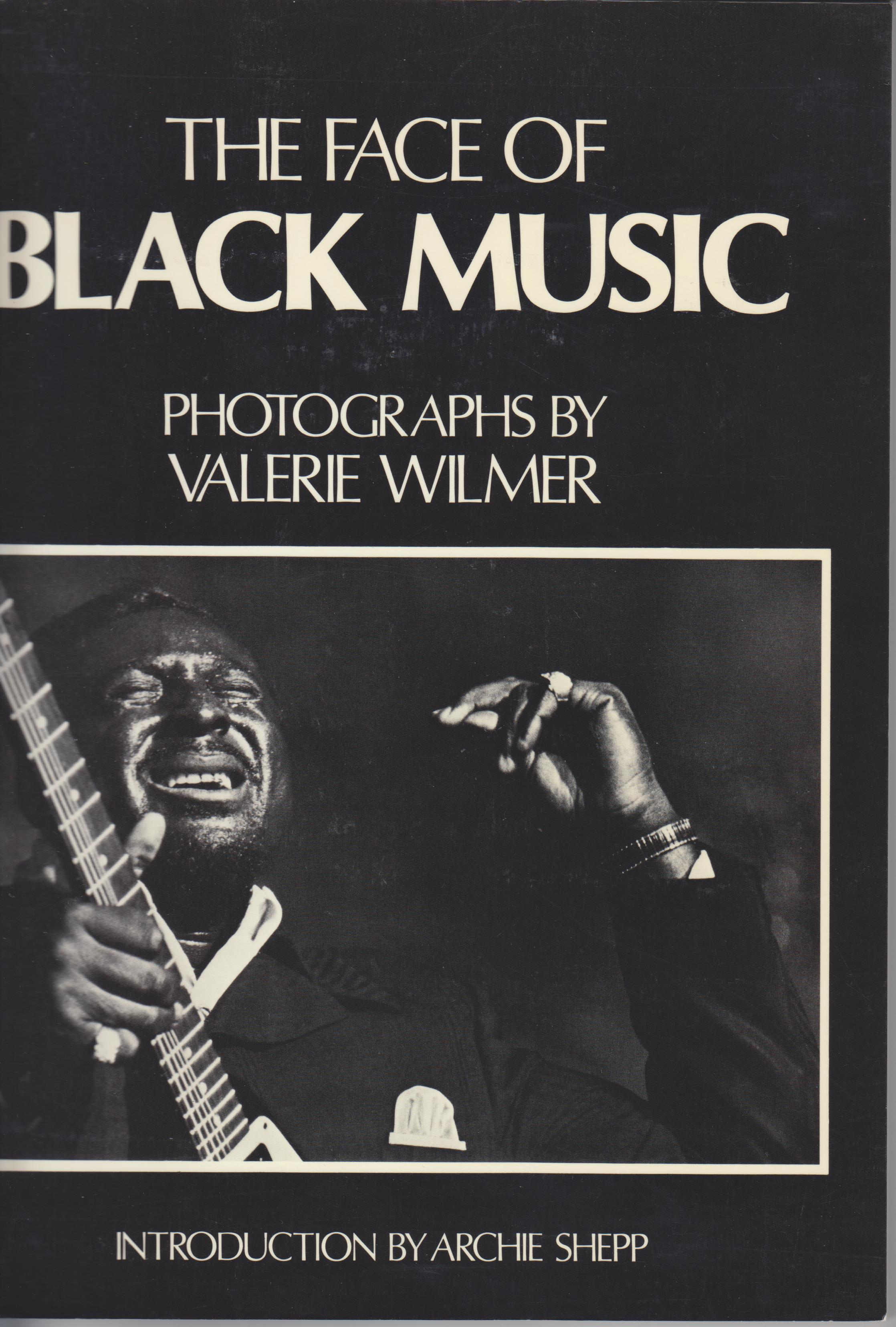 Image for The Face Of Black Music