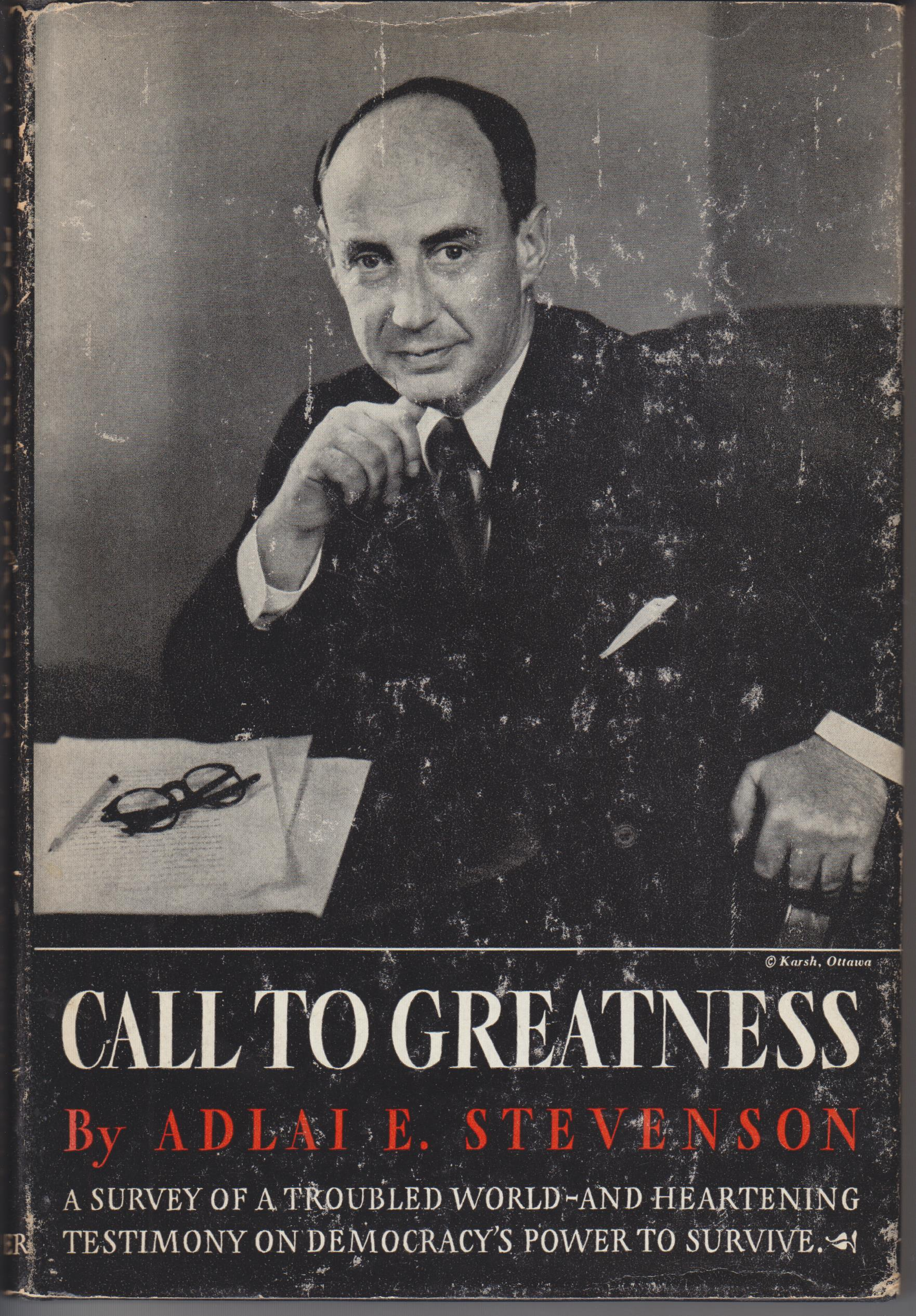 Call to Greatness