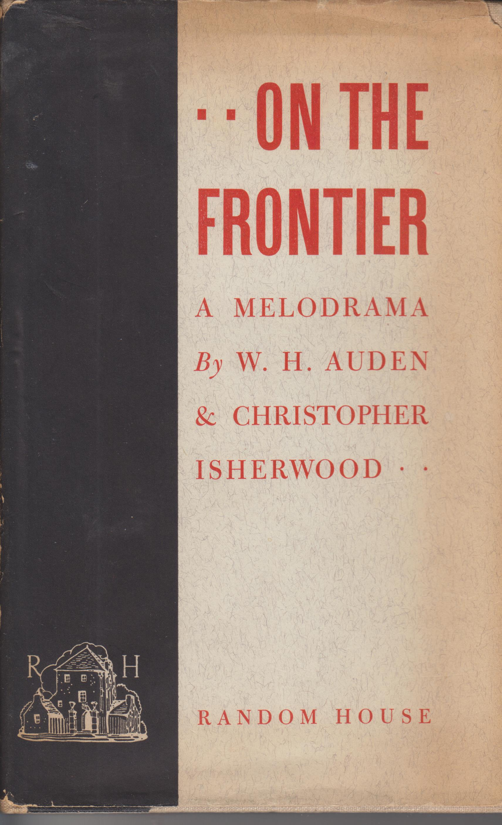 Image for On the Frontier.