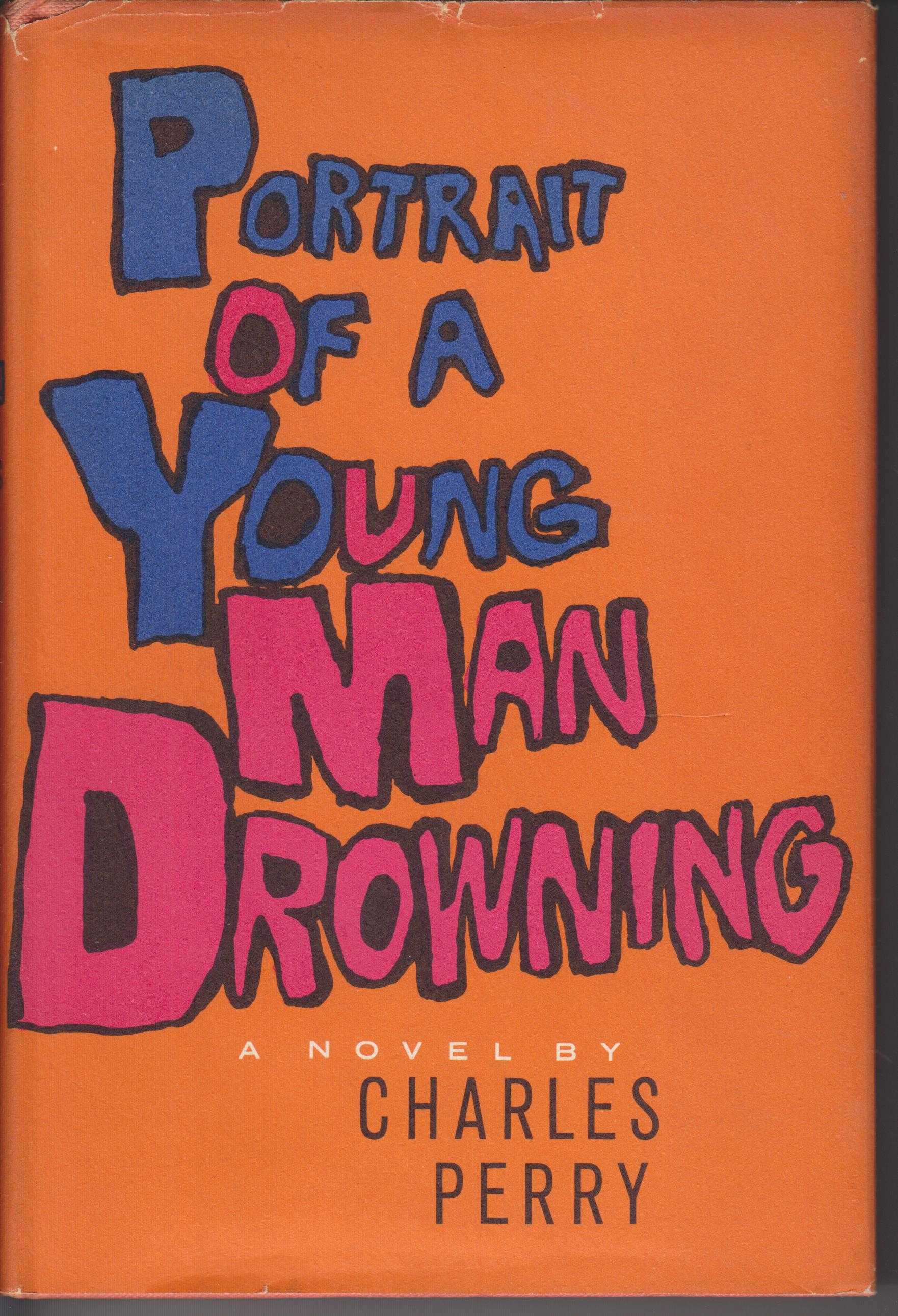 Image for Portrait of a Young Man Drowning