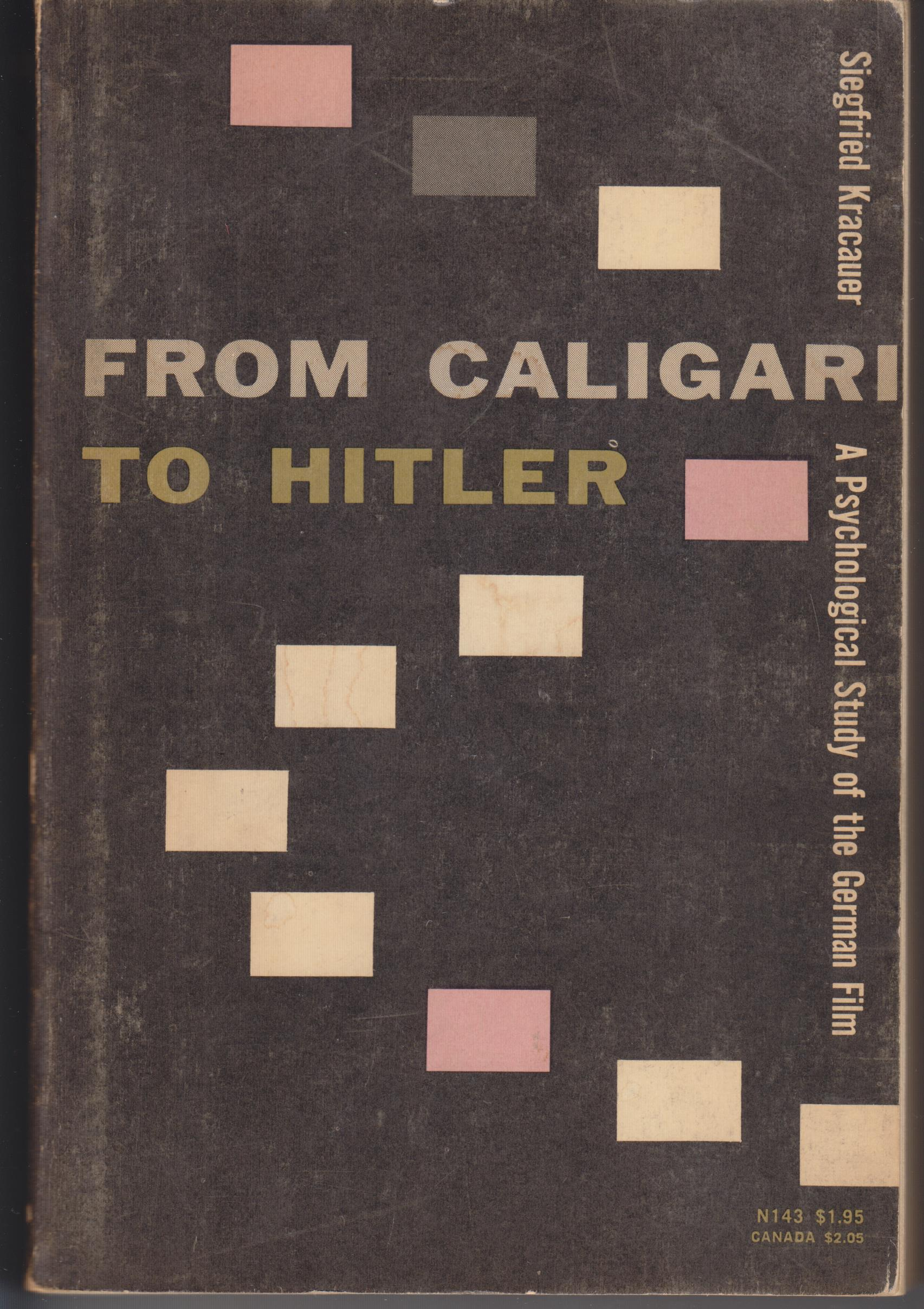 Image for From Caligari To Hitler
