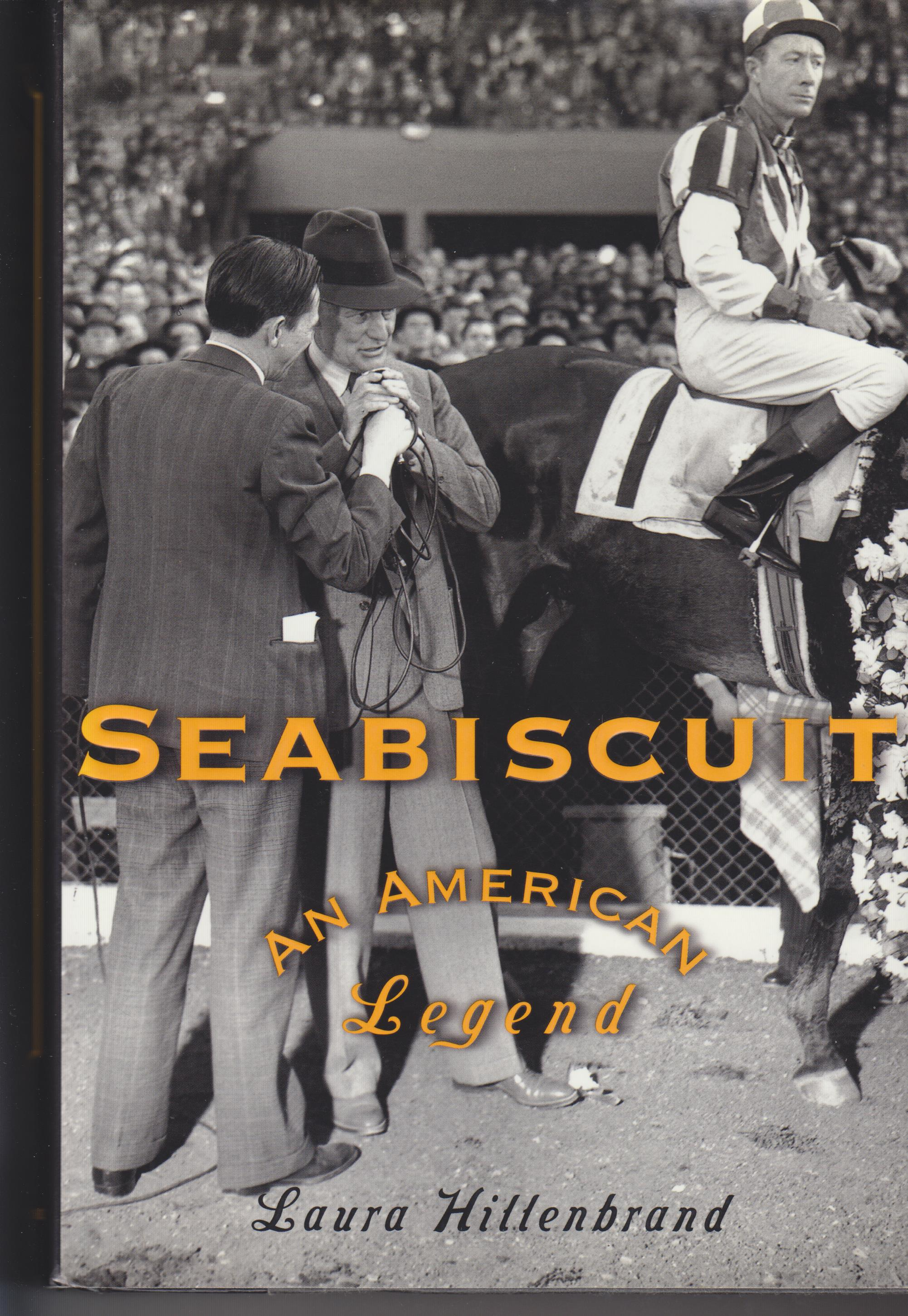 Image for Seabiscuit. An American Legend