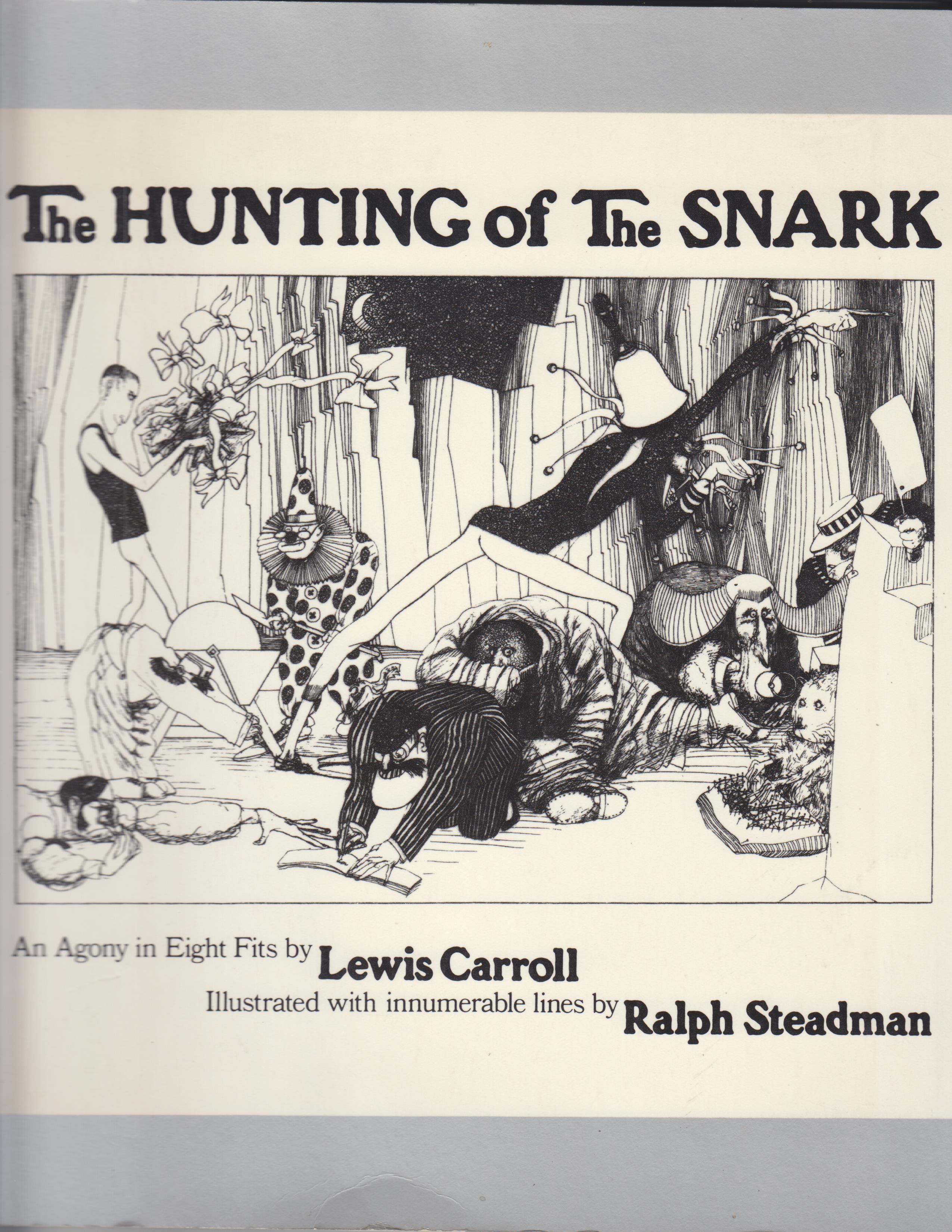 Image for The Hunting of the Snark. An Agony in Eight Fits