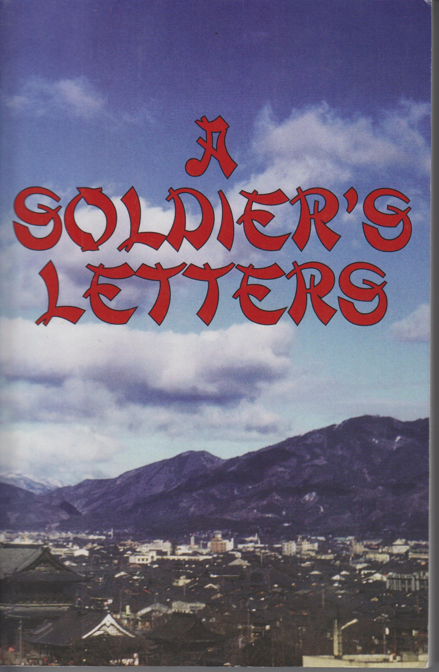 Image for A Soldier's Letters