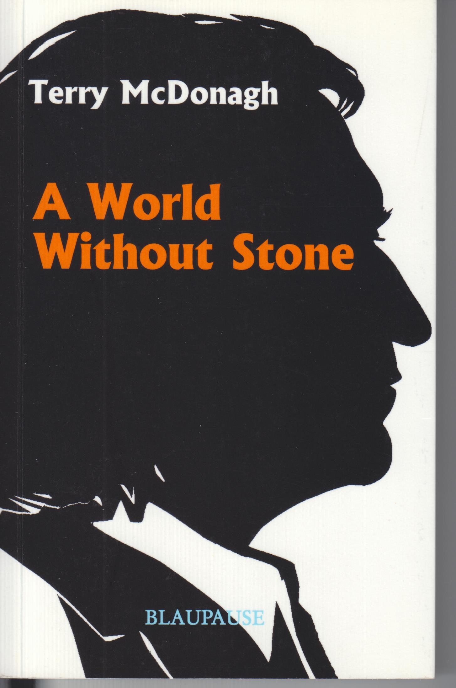 Image for A World without Stone. New and Selected Poems