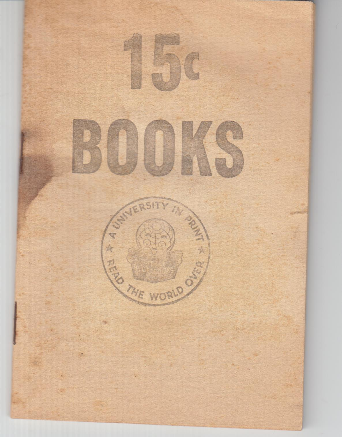 Image for 15c Books