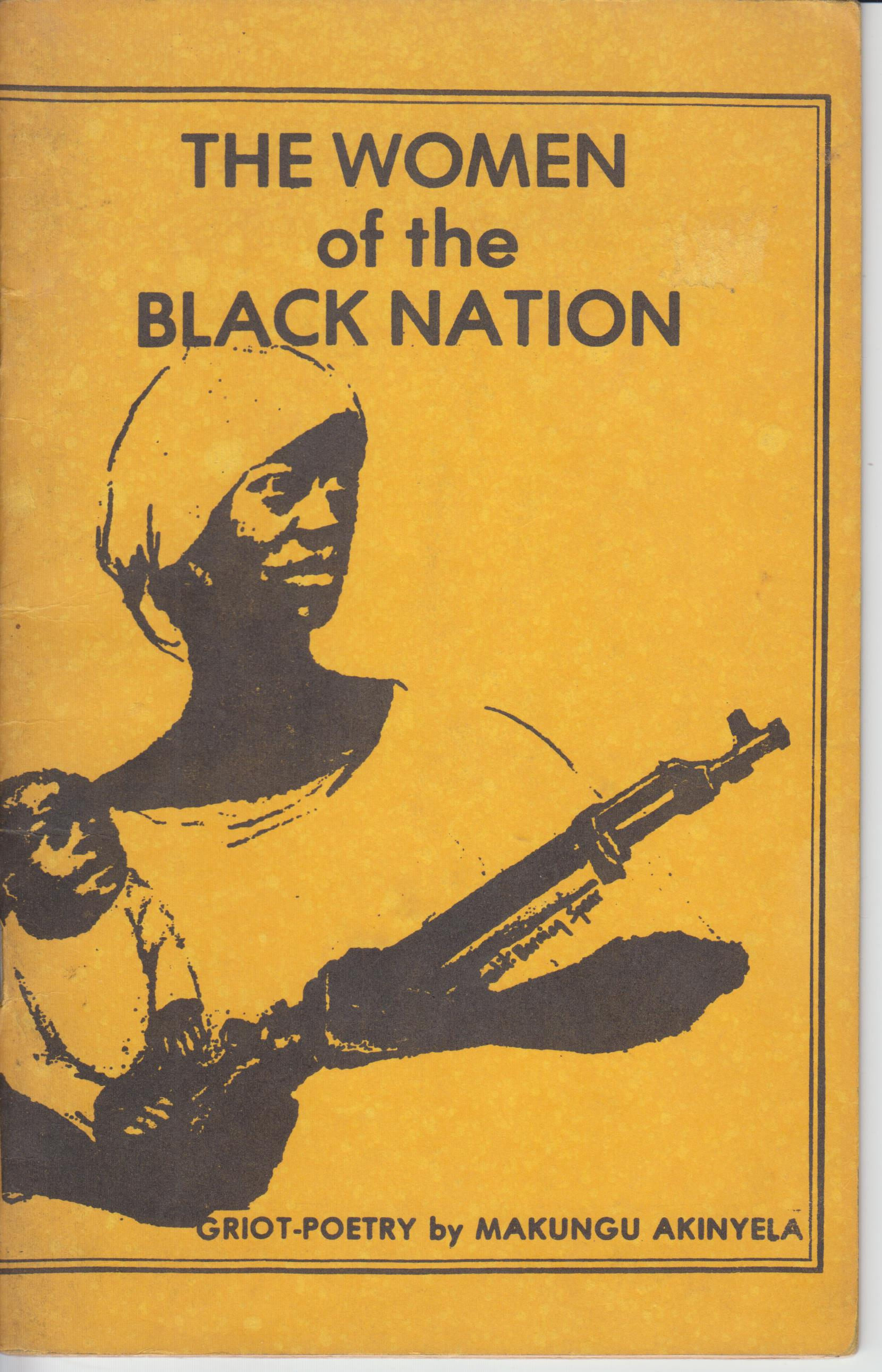 Image for The Women of the Black Nation
