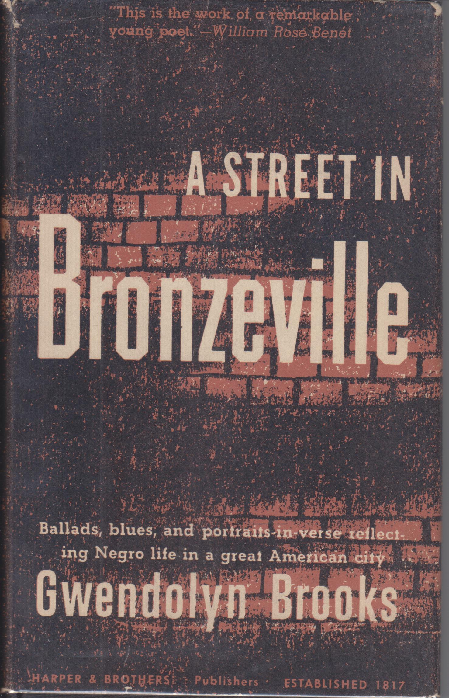 Image for A Street In Bronzeville