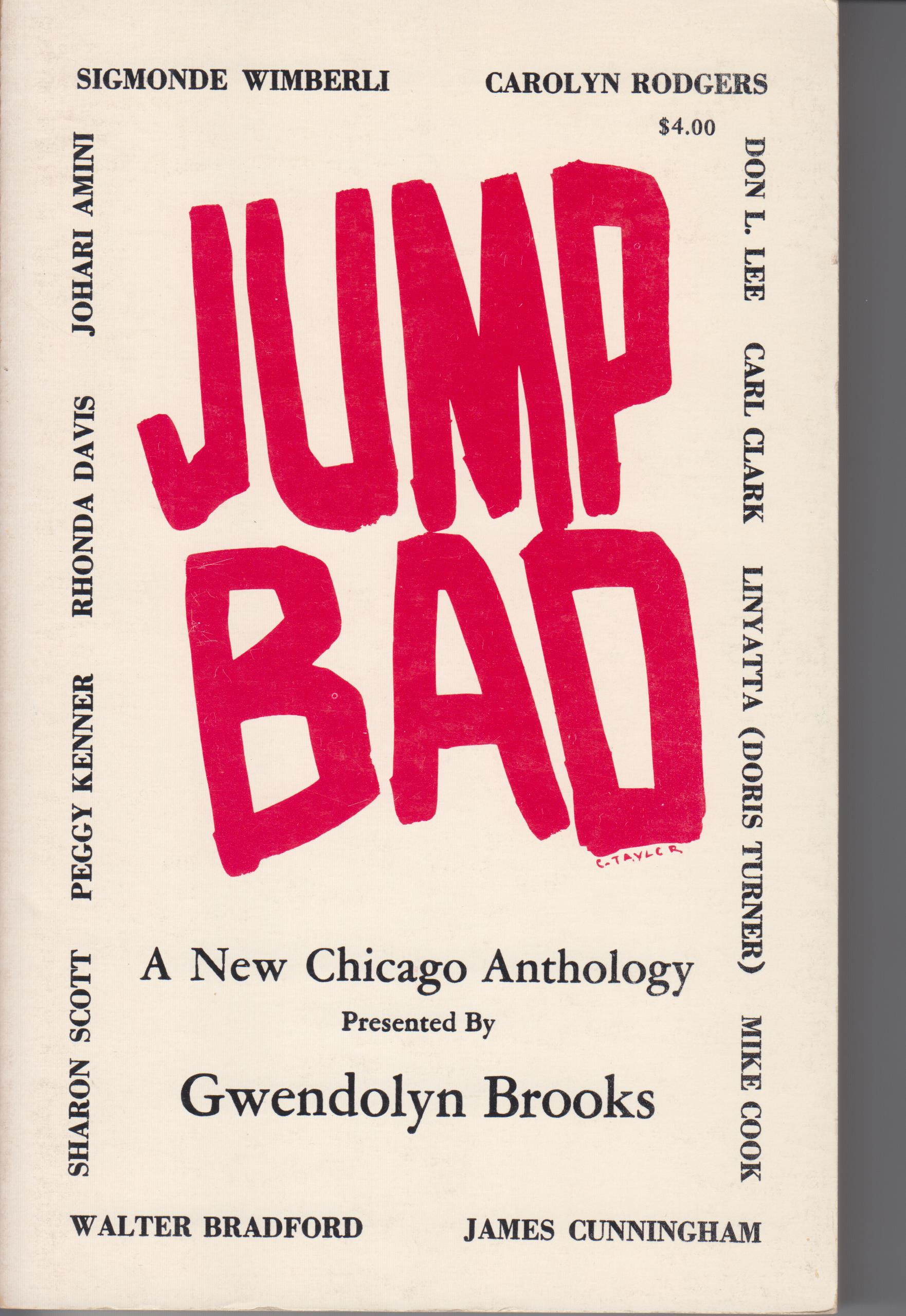 Image for Jump Bad. A New Chicago Anthology