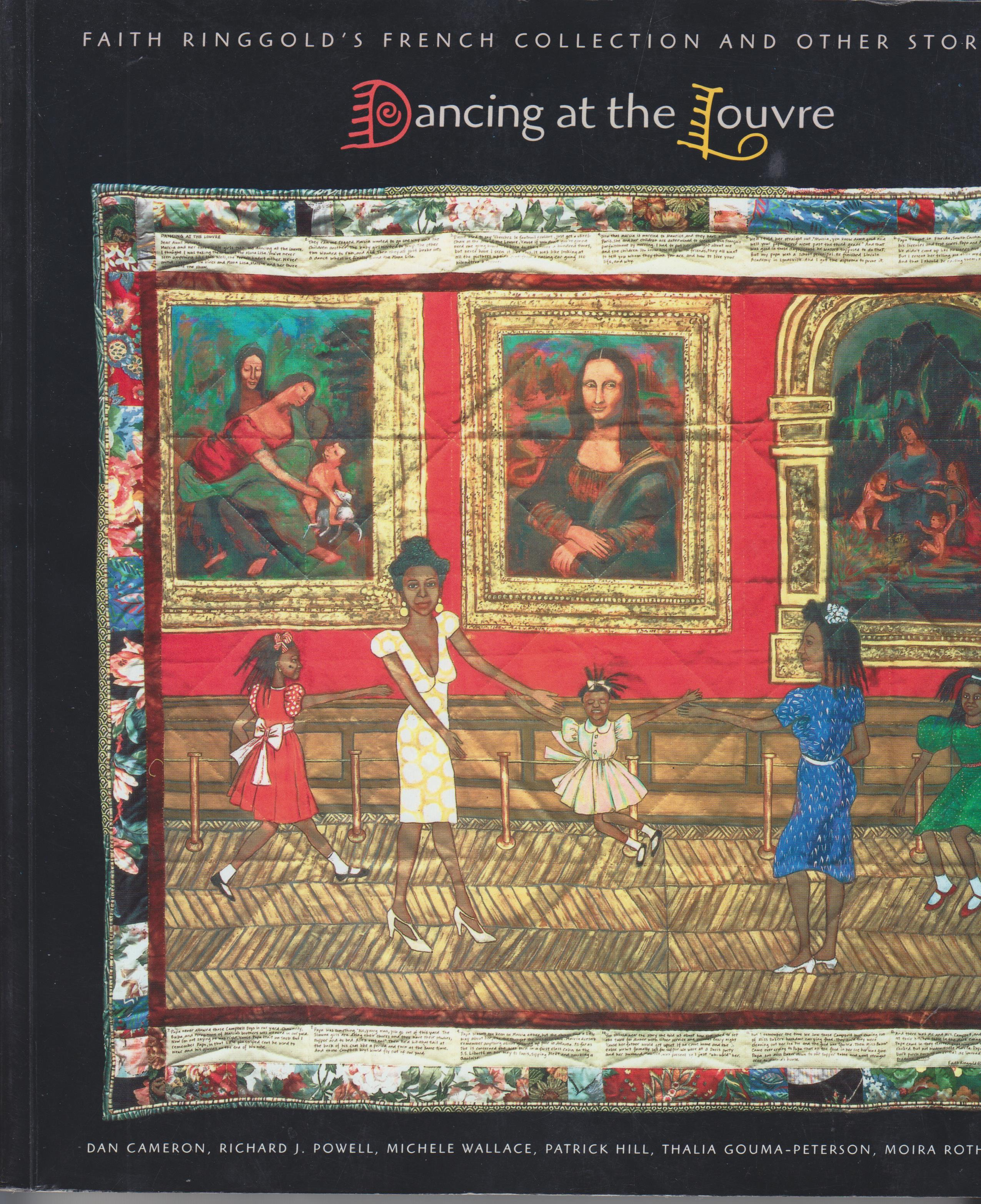 Image for Dancing at the Louvre. Faith Ringgold's French Collection and Other Story Quilts