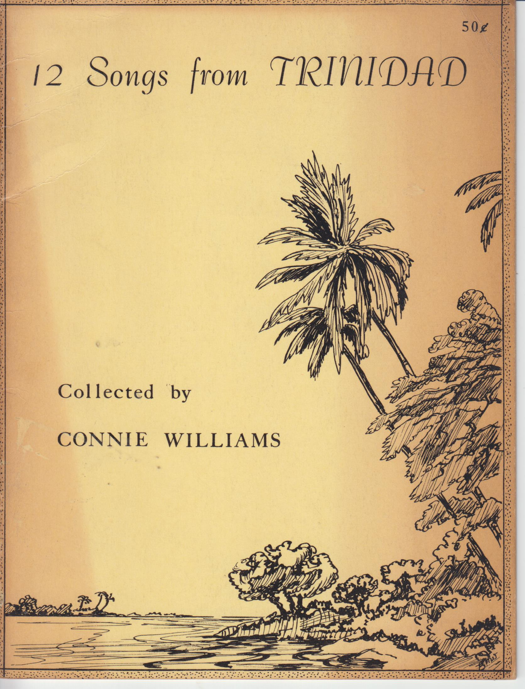 Image for 12 Songs from Trinidad