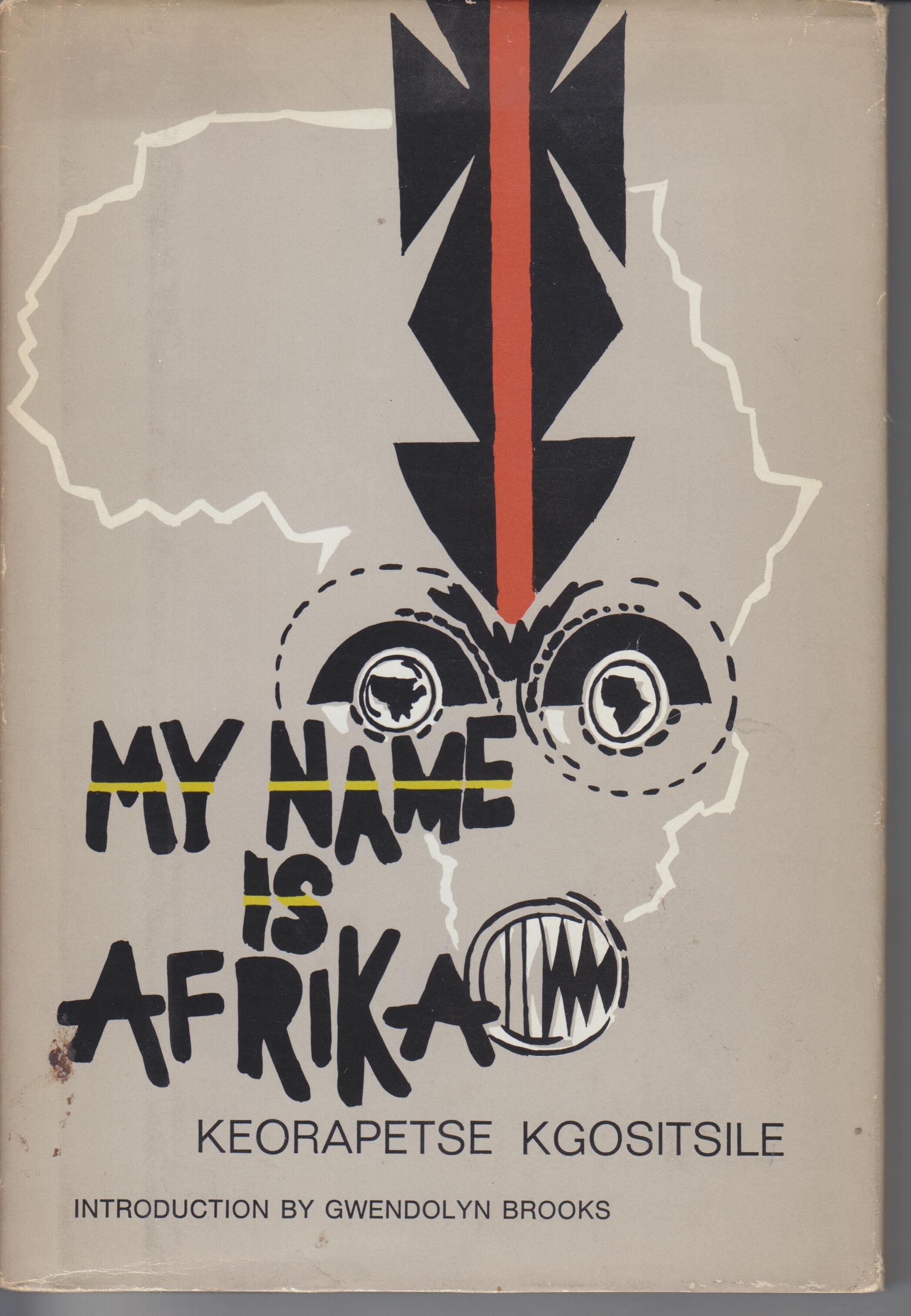 Image for My Name is Afrika