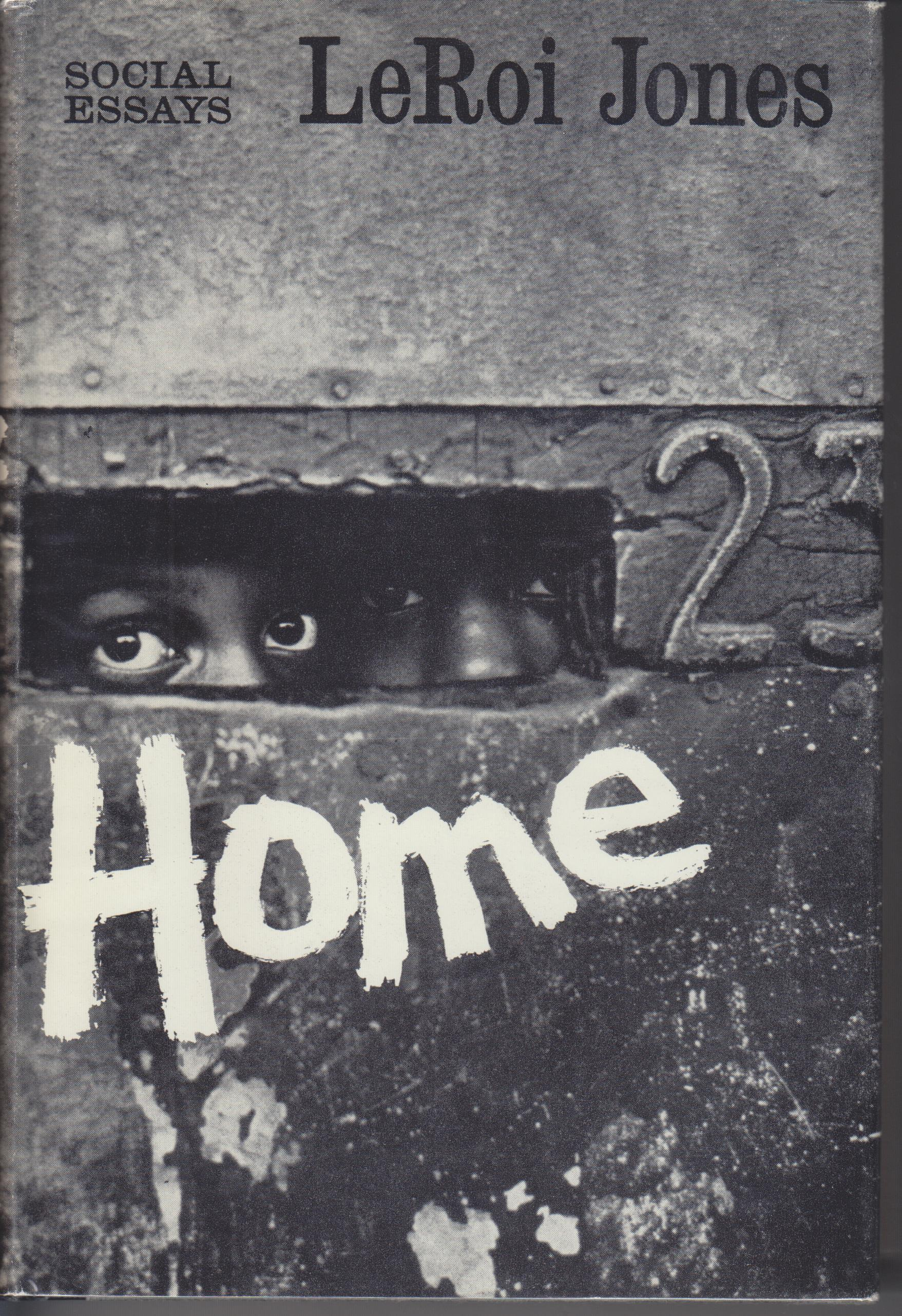 Image for Home: Social Essays
