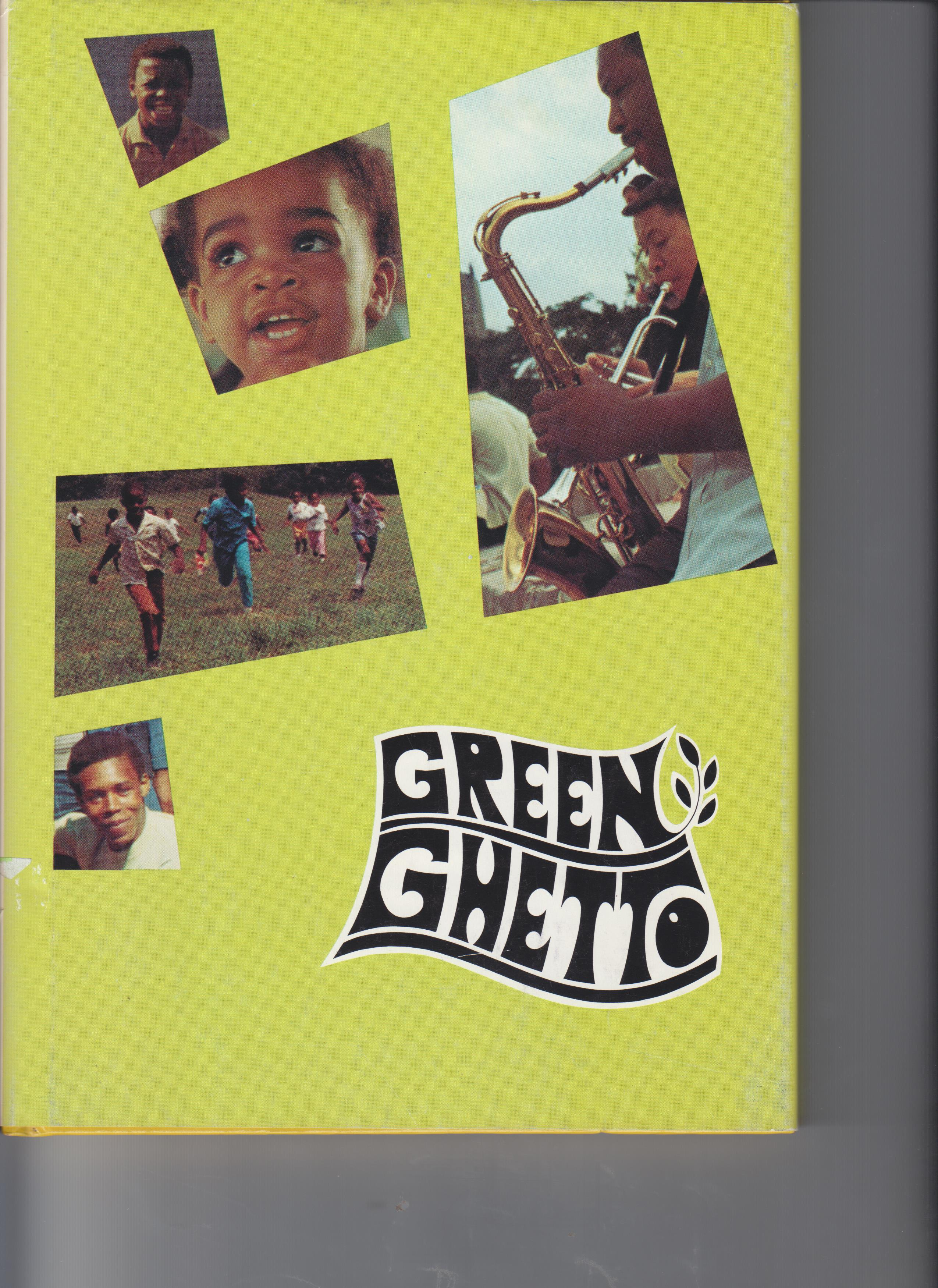 Image for Green Ghetto