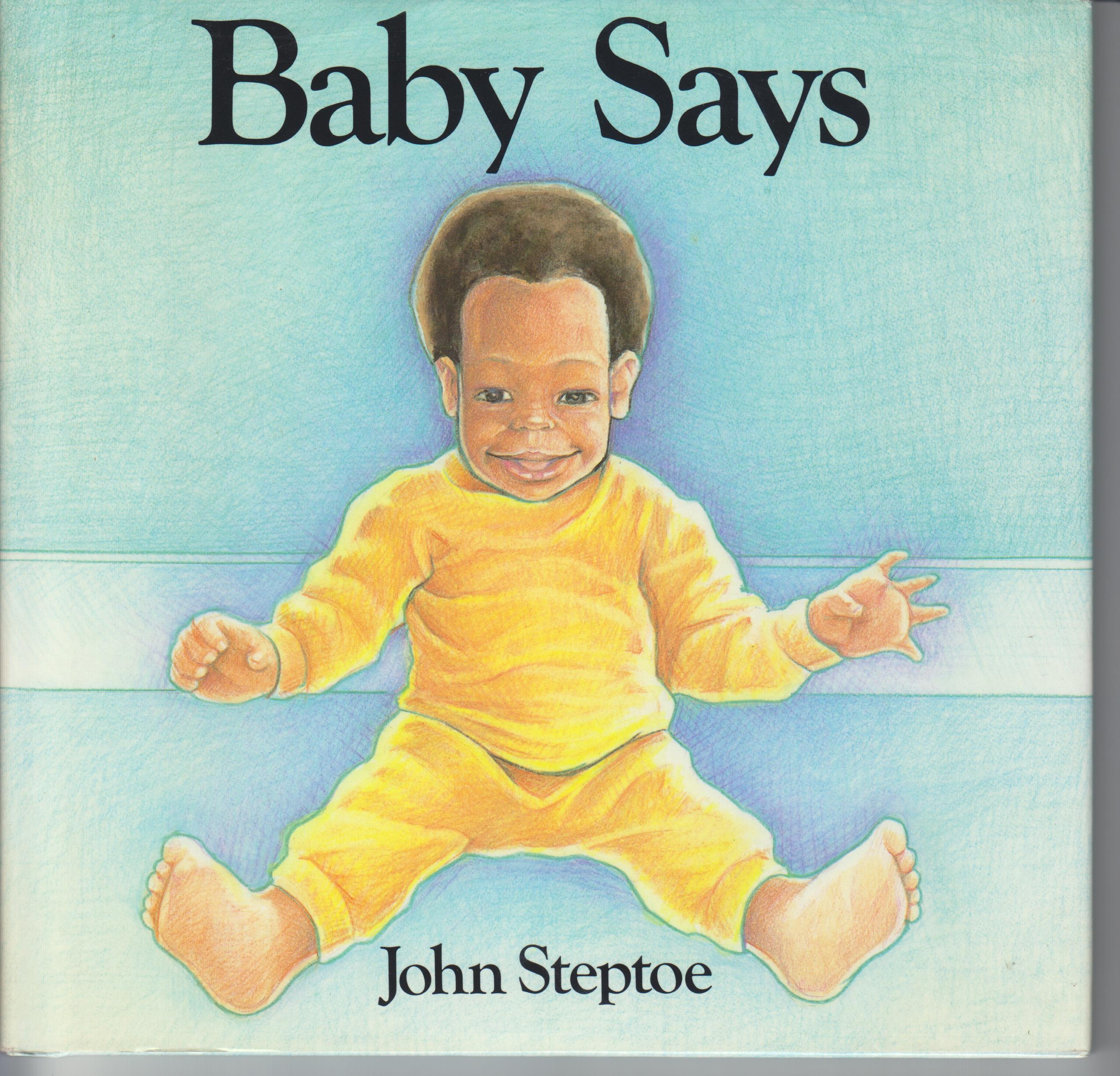 Image for Baby Says