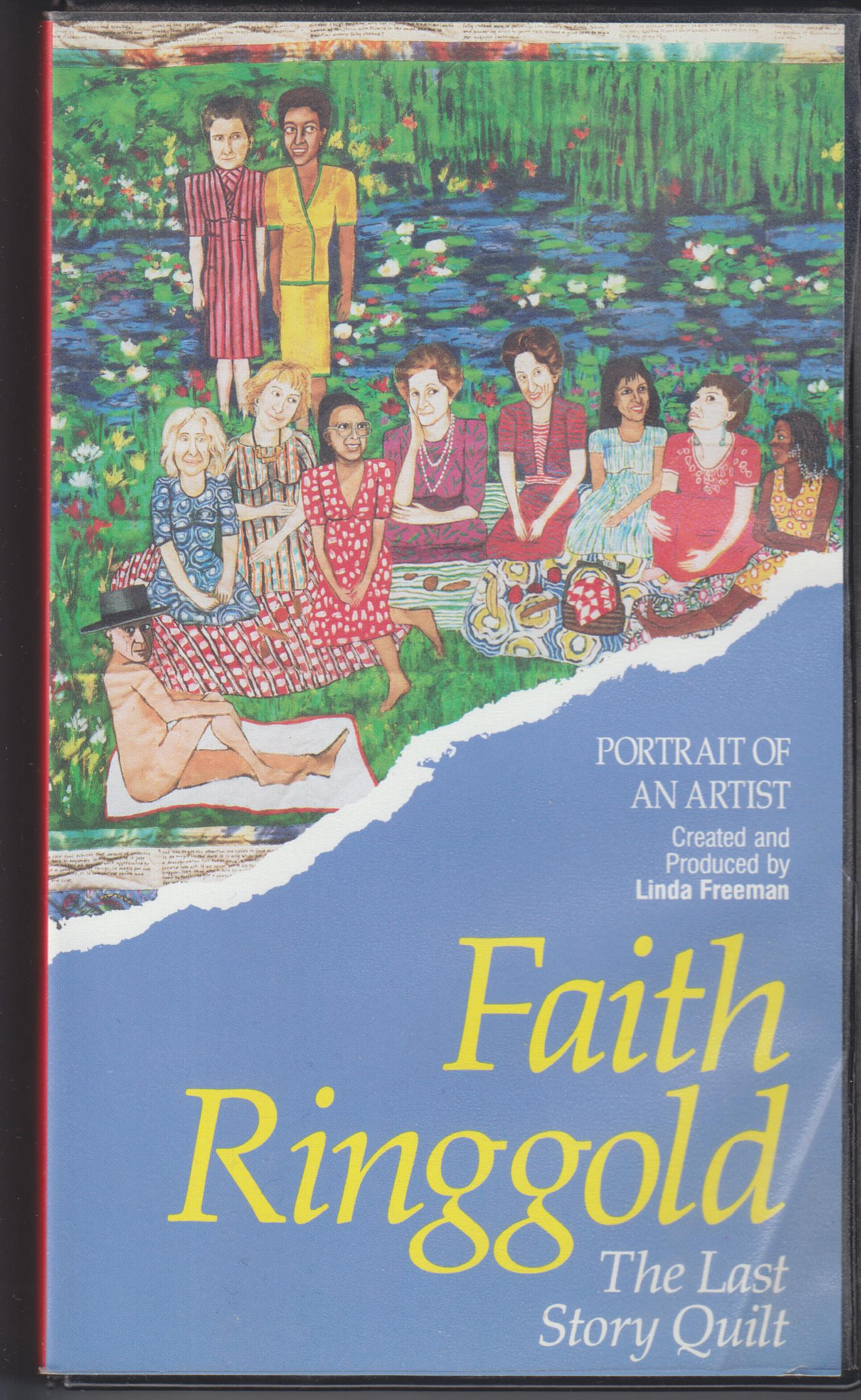 Image for Faith Ringgold: The Last Story Quilt