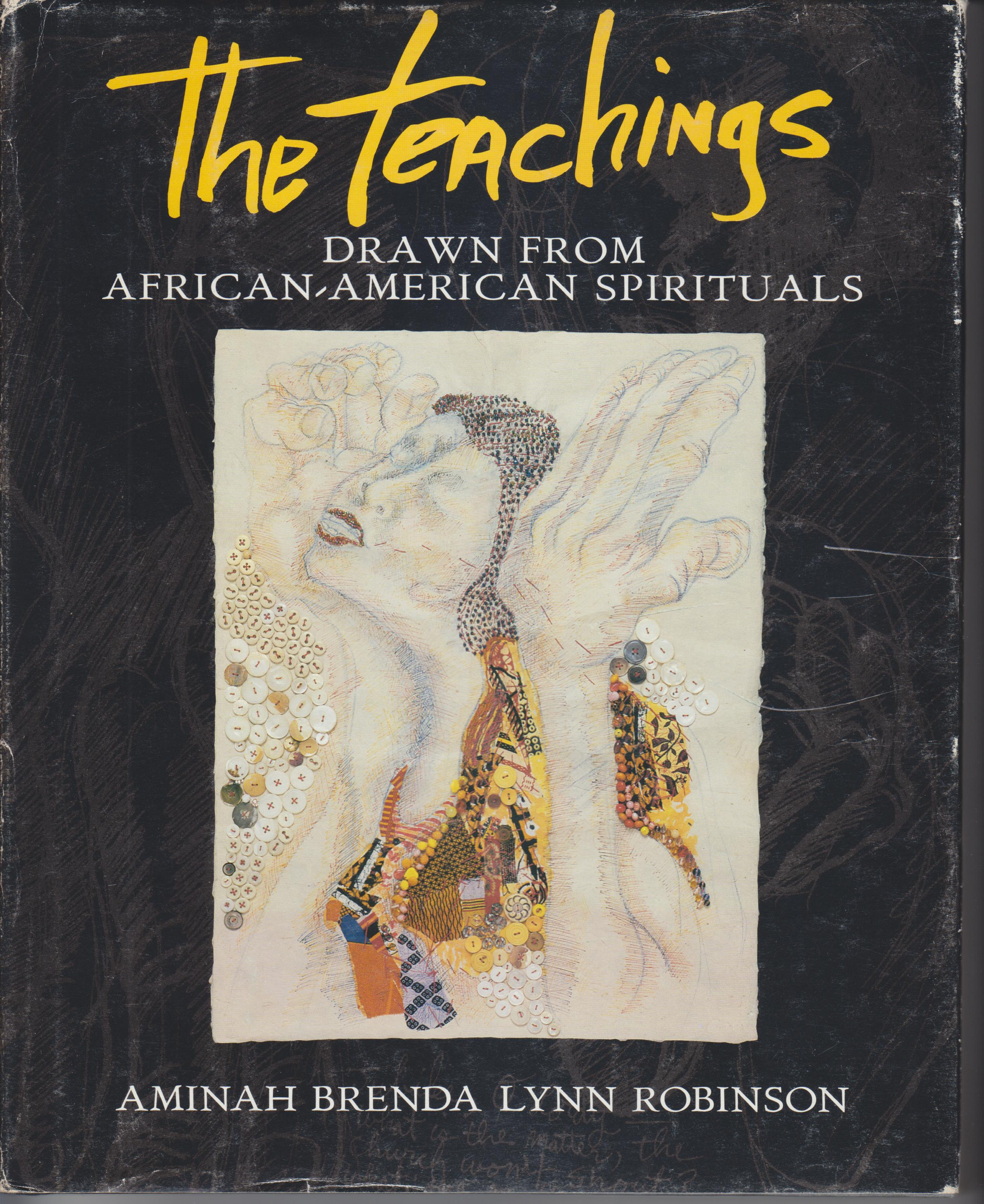 Image for The Teachings. Drawn from African Amercan Spirituals