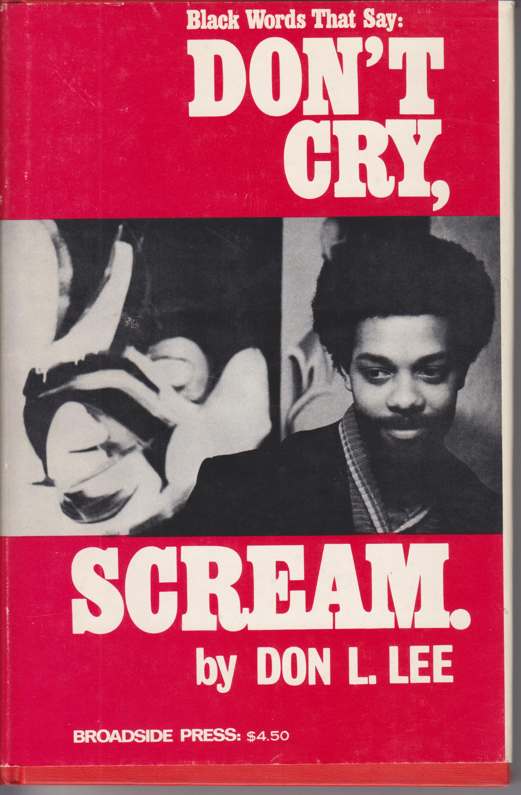 Image for Don't Cry, Scream
