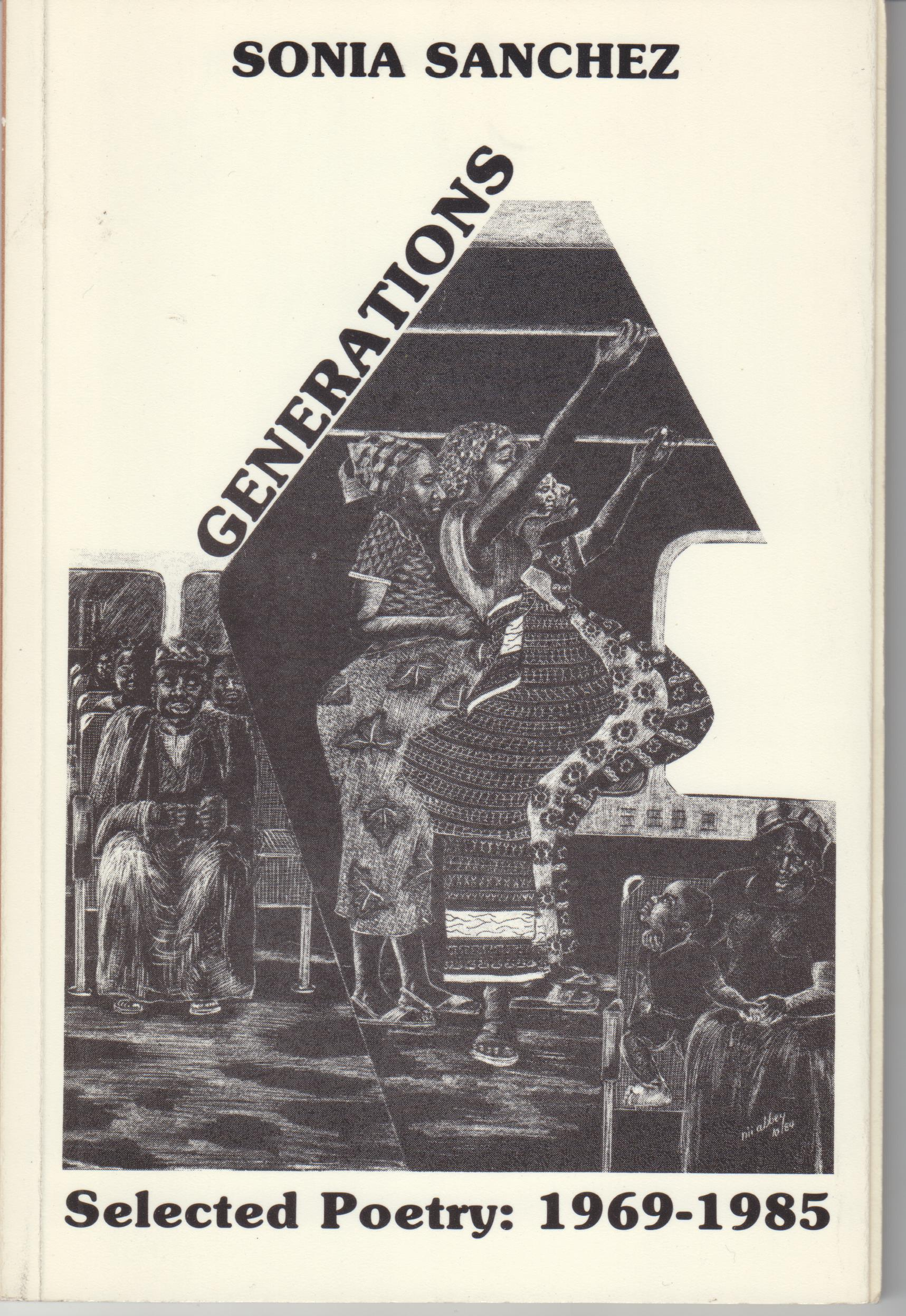 Image for Generations. Selected Poetry: 1969-1985