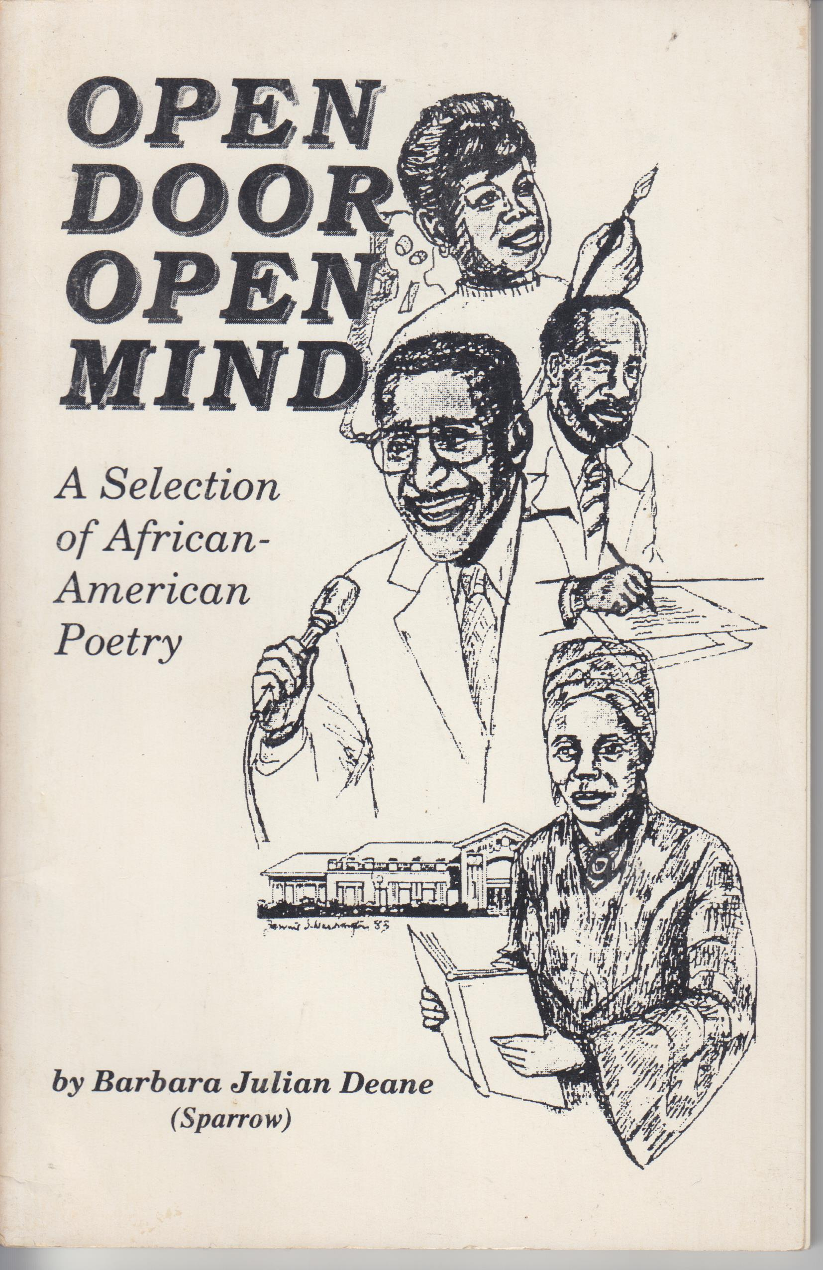 Image for Open Door, Open Mind. A Selection of African-American Poetry